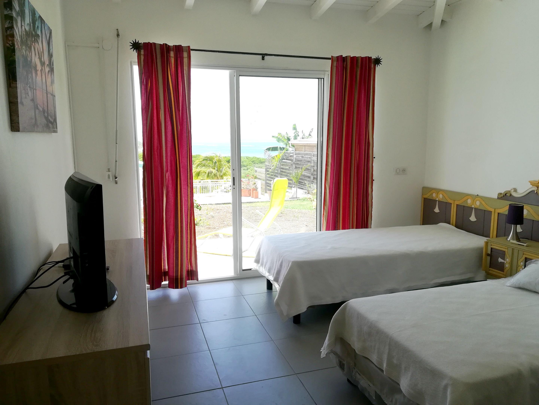 Villa mit 3 Schlafzimmern in Le Moule mit herrlich Villa in Guadeloupe