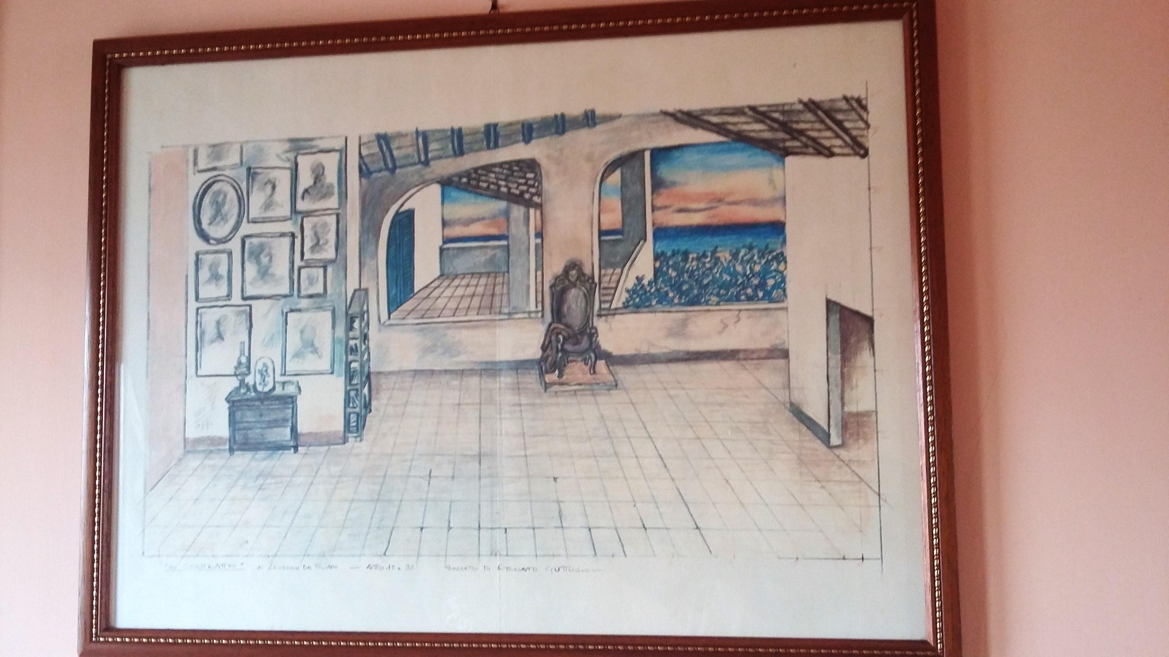 Ferienwohnung Wohnung mit 3 Schlafzimmern in Angri mit schöner Aussicht auf die Stadt und möbliertem Bal (2557376), Angri, Salerno, Kampanien, Italien, Bild 26