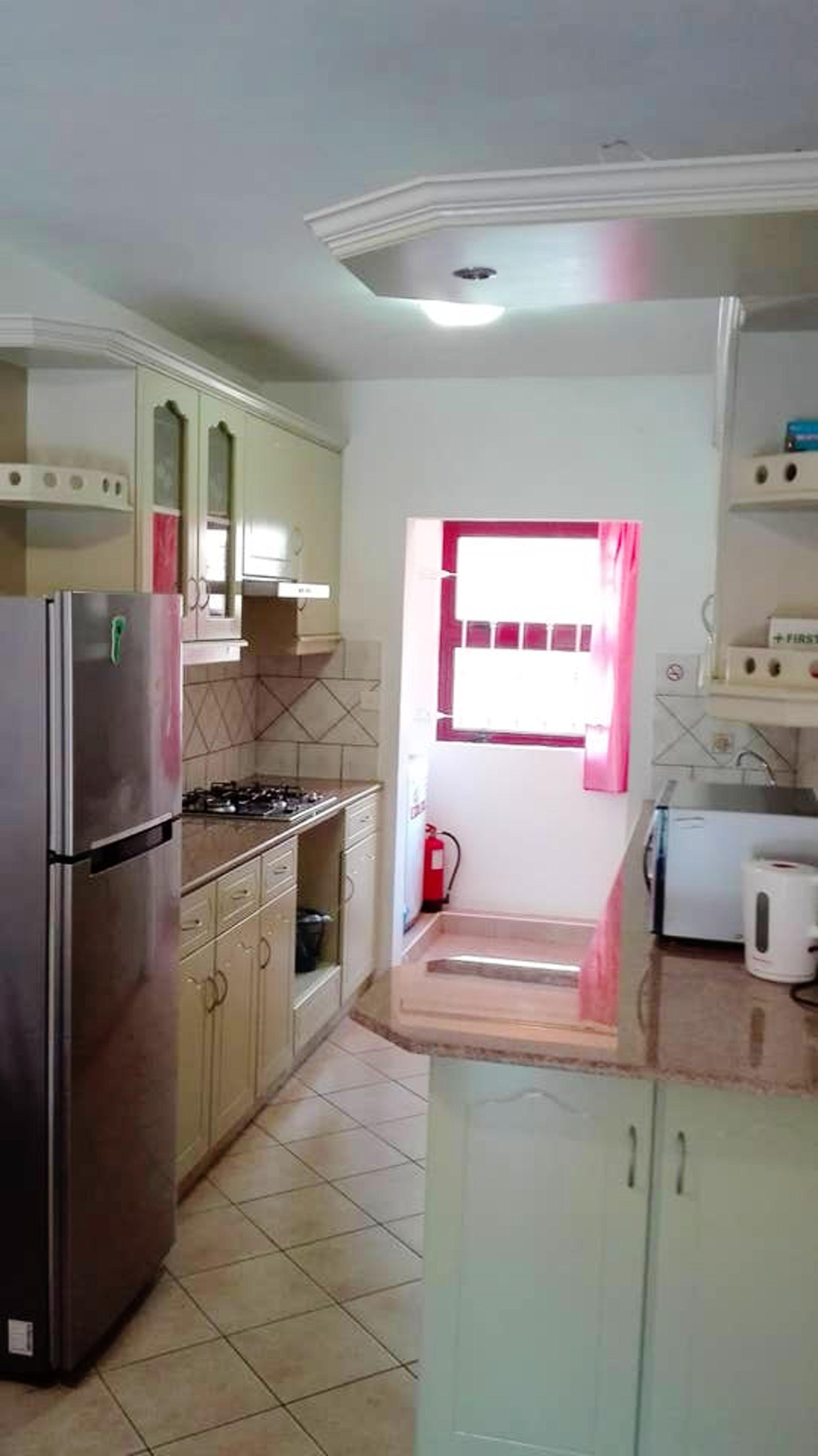 Wohnung mit 3 Schlafzimmern in Trou-aux-Biches mit Pool, möblierter Terrasse und W-LAN - 80 m vom Strand entfernt