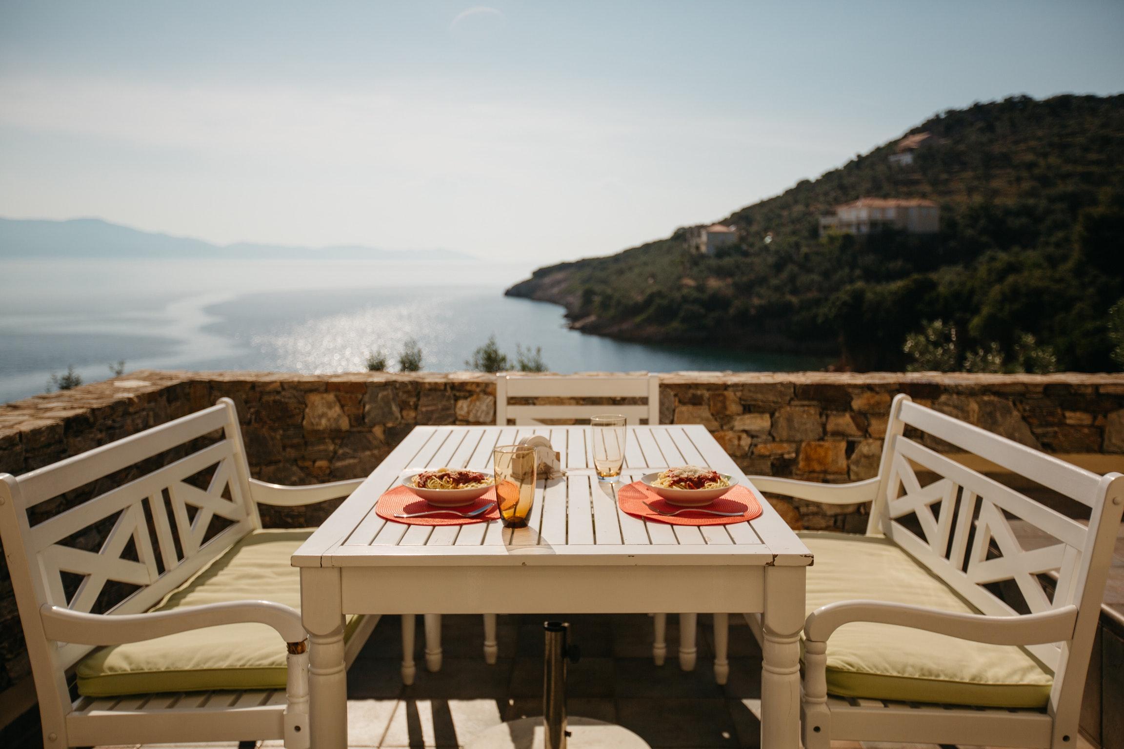 Maison de vacances Villa mit 3 Schlafzimmern in Diasello mit herrlichem Meerblick, privatem Pool, eingezäunte (2339719), Alonnisos, Alonnisos, Sporades, Grèce, image 5