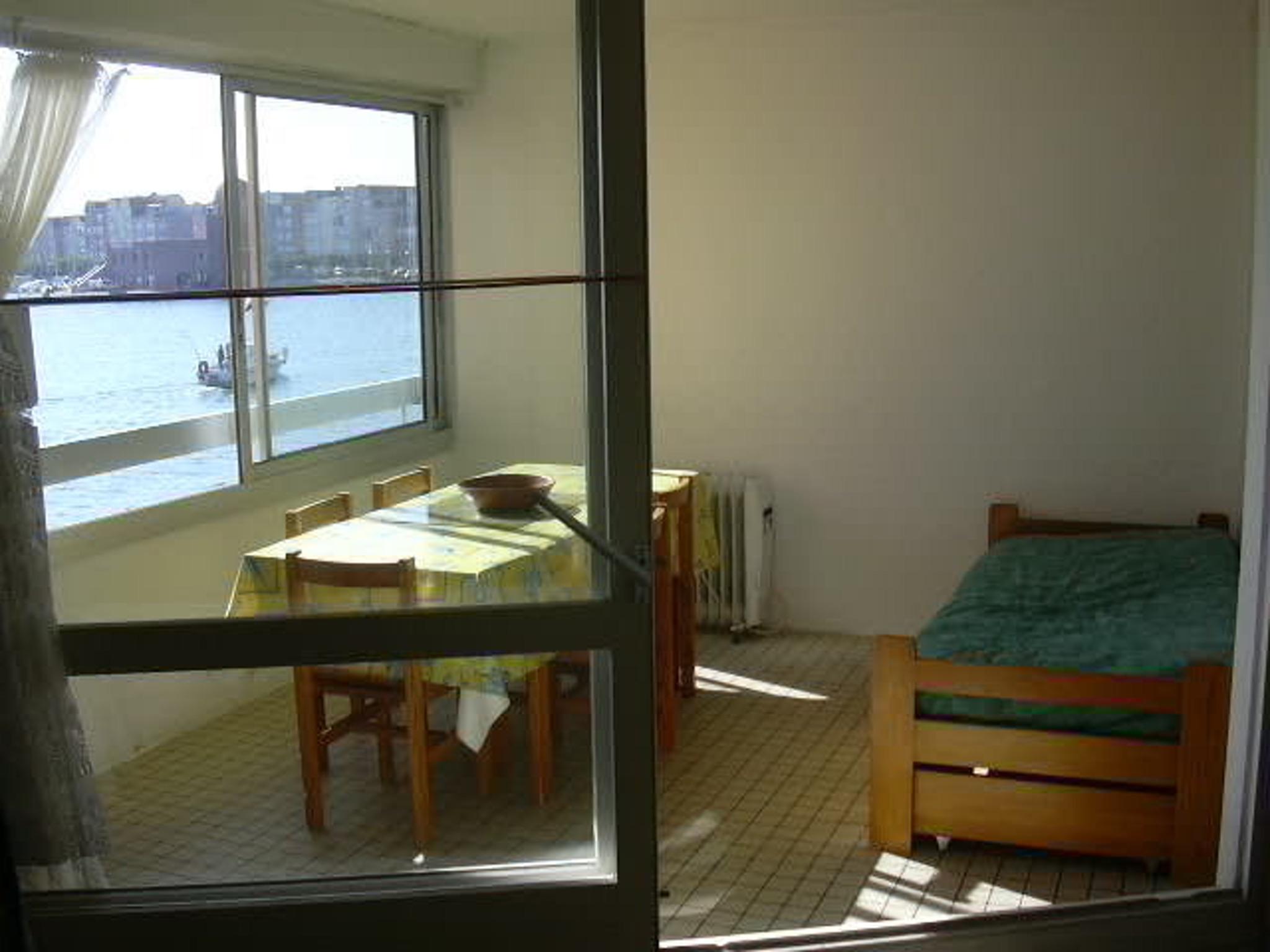Ferienwohnung Wohnung mit einem Zimmer in Gruissan mit herrlichem Meerblick und W-LAN - 300 m vom Strand (2339647), Gruissan, Mittelmeerküste Aude, Languedoc-Roussillon, Frankreich, Bild 3