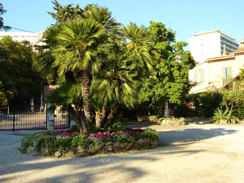 Holiday apartment Studio in Cannes mit herrlichem Meerblick und eingezäuntem Garten - 250 m vom Strand entfe (2271483), Cannes la Bocca, Côte d'Azur, Provence - Alps - Côte d'Azur, France, picture 12
