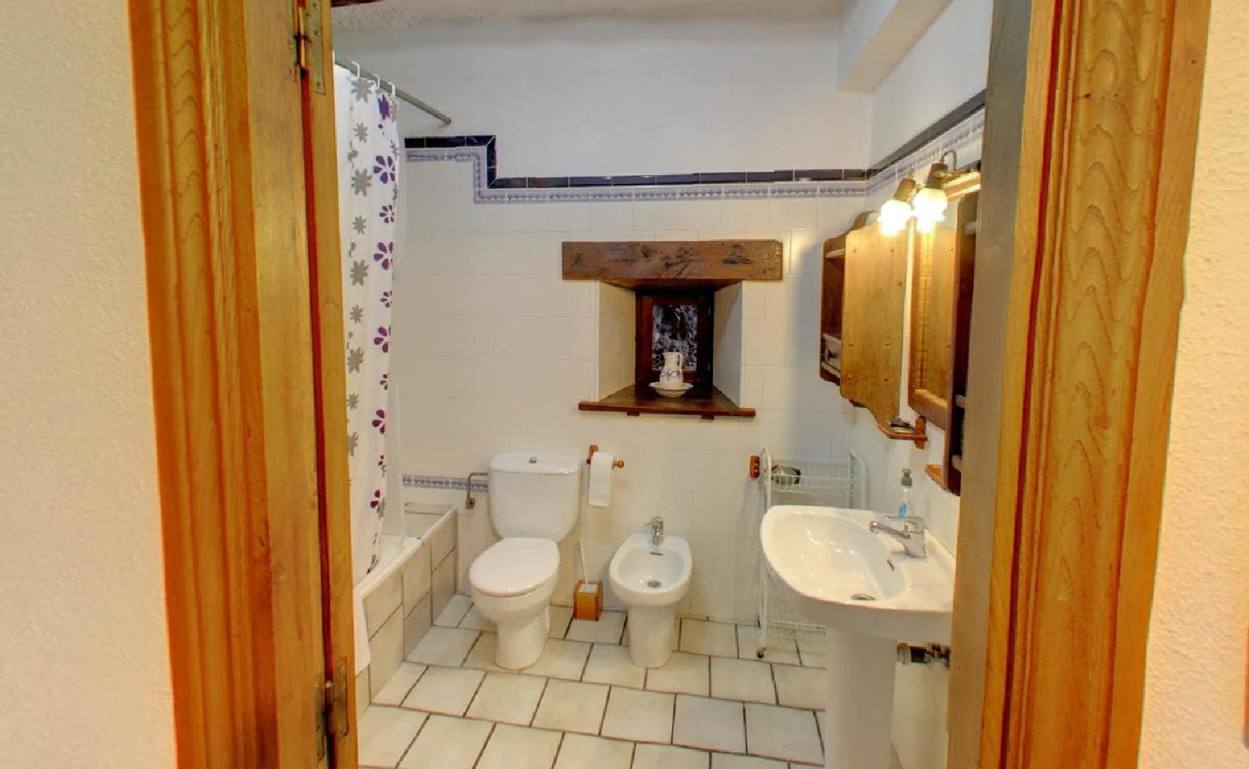 Ferienhaus Haus mit 6 Schlafzimmern in Lizaso mit eingezäuntem Garten und W-LAN - 500 m vom Strand en (2599807), Lizaso, , Navarra, Spanien, Bild 8