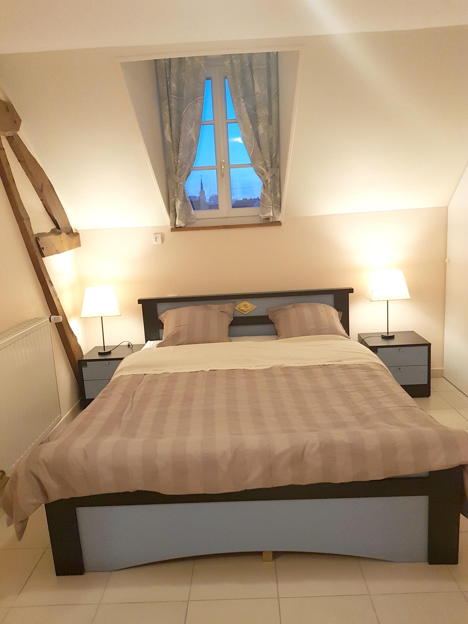 Ferienhaus Haus mit 2 Schlafzimmern in Gacé mit eingezäuntem Garten und W-LAN - 80 km vom Strand entf (2604912), Gacé, Orne, Normandie, Frankreich, Bild 2