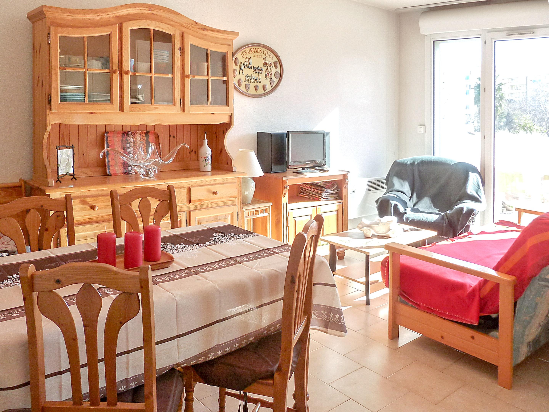 Holiday apartment Wohnung mit einem Schlafzimmer in Fréjus mit schöner Aussicht auf die Stadt, Pool und Balk (2202442), Fréjus, Côte d'Azur, Provence - Alps - Côte d'Azur, France, picture 4
