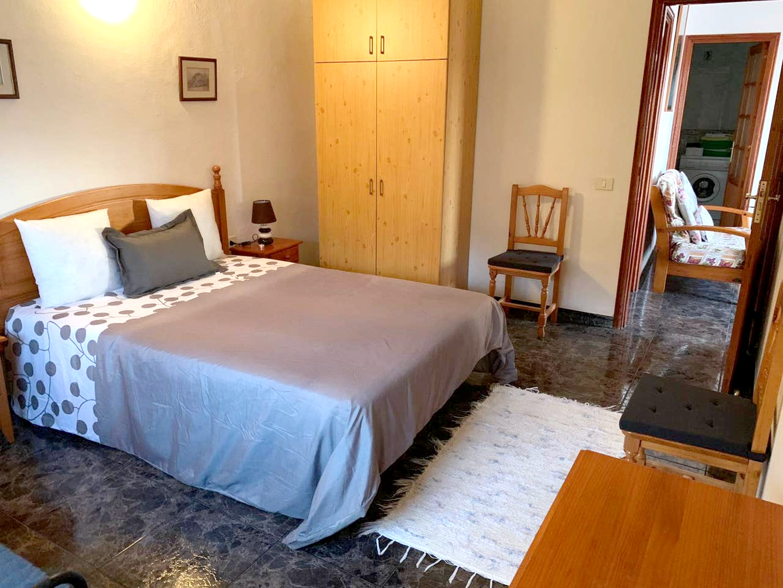 Holiday apartment Wohnung mit 3 Schlafzimmern in Frontera mit herrlichem Meerblick und möblierter Terrasse - (2691579), Tigaday, El Hierro, Canary Islands, Spain, picture 4