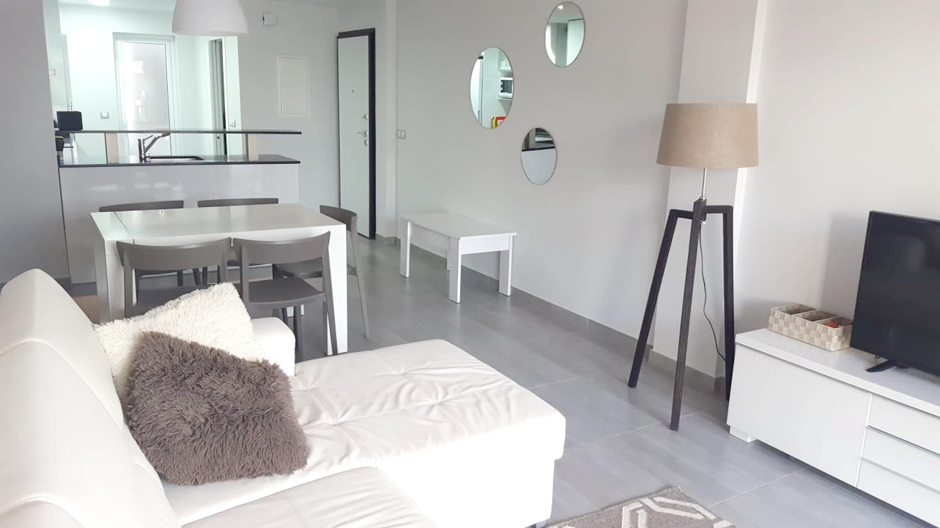 Ferienwohnung Wohnung mit 2 Schlafzimmern in San Juan de los Terreros mit herrlichem Meerblick, Pool, ei (2372661), San Juan de los Terreros, Costa de Almeria, Andalusien, Spanien, Bild 6