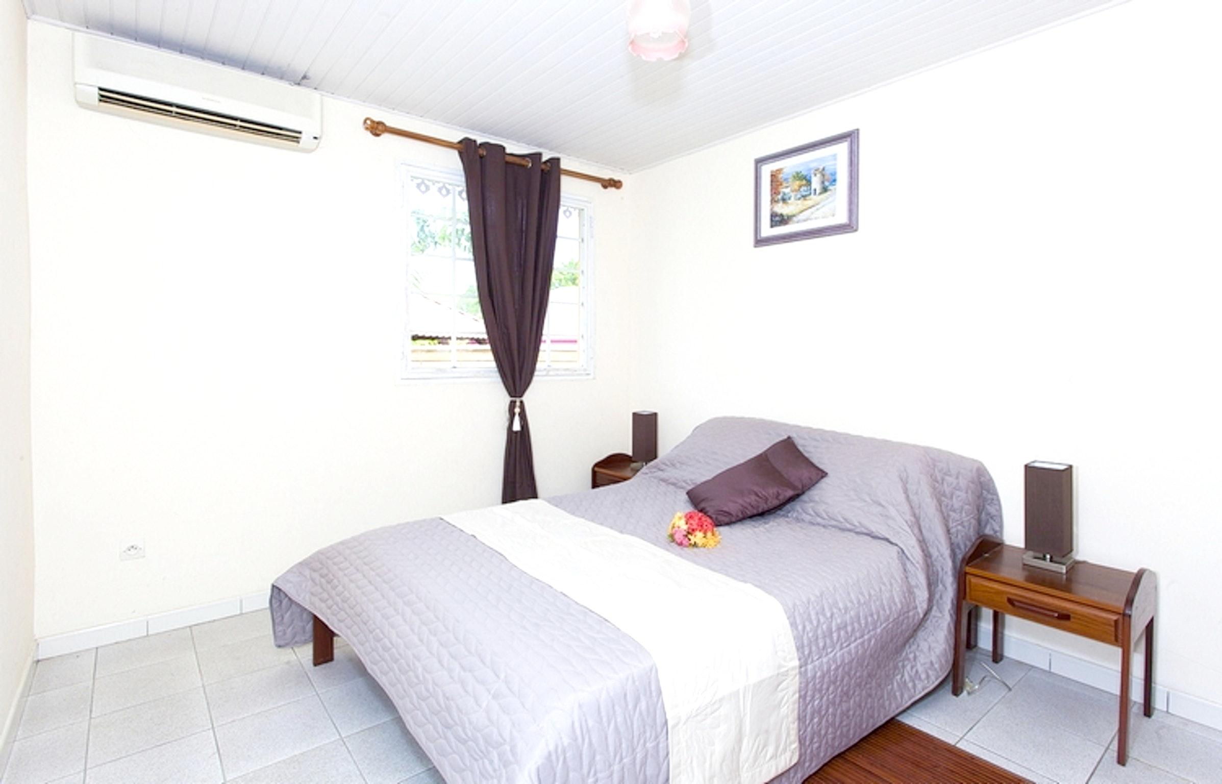 Ferienhaus Haus mit 2 Schlafzimmern in Les Trois-Ilets mit Pool, eingezäuntem Garten und W-LAN - 500  (2664081), Les Trois-Îlets, Le Marin, Martinique, Karibische Inseln, Bild 2