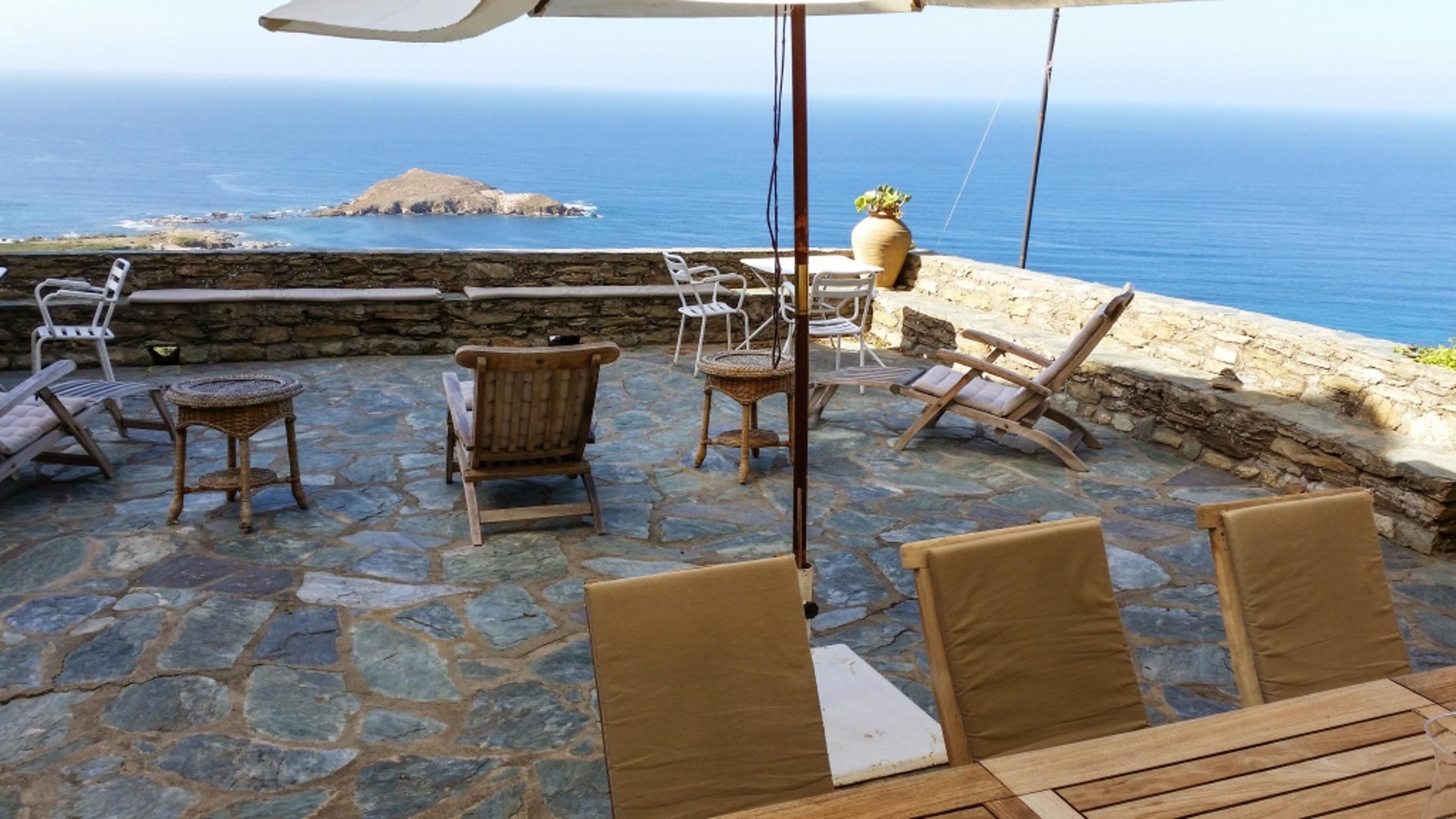 Maison de vacances Herrliches Haus mit neun Schlafzimmern und grandiosem Blick aufs Meer im hübschen Dörfchen (2202571), Centuri, Haute-Corse, Corse, France, image 1