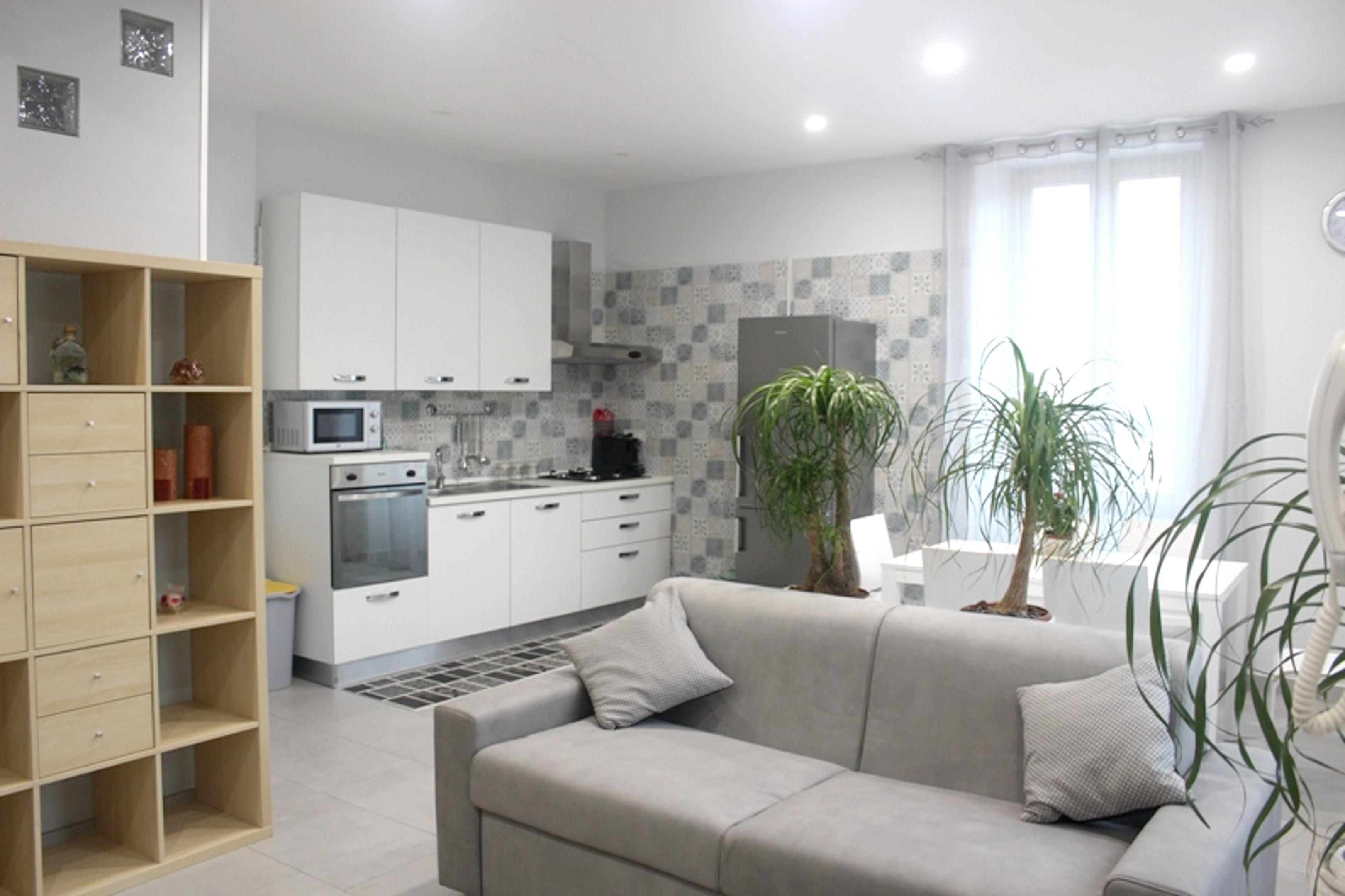 Ferienwohnung Wohnung mit einem Schlafzimmer in Sant'Agnello mit schöner Aussicht auf die Stadt, möblier (2791793), Sant'Agnello, Amalfiküste, Kampanien, Italien, Bild 2