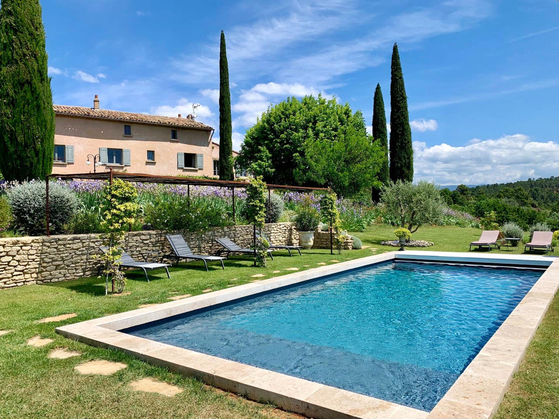 Holiday house Haus mit 2 Schlafzimmern in Roussillon mit Pool, eingezäuntem Garten und W-LAN (2818064), Roussillon, Vaucluse, Provence - Alps - Côte d'Azur, France, picture 18