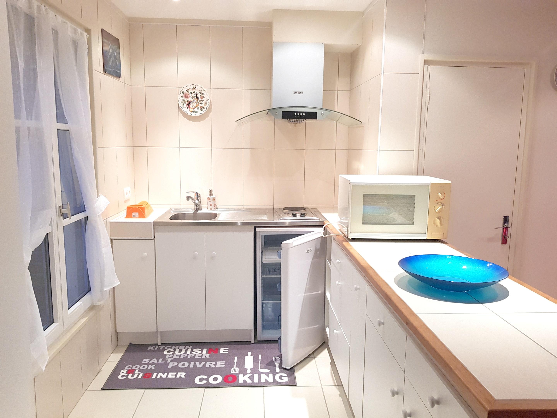 Ferienhaus Haus mit 2 Schlafzimmern in Gacé mit eingezäuntem Garten und W-LAN - 80 km vom Strand entf (2604912), Gacé, Orne, Normandie, Frankreich, Bild 11