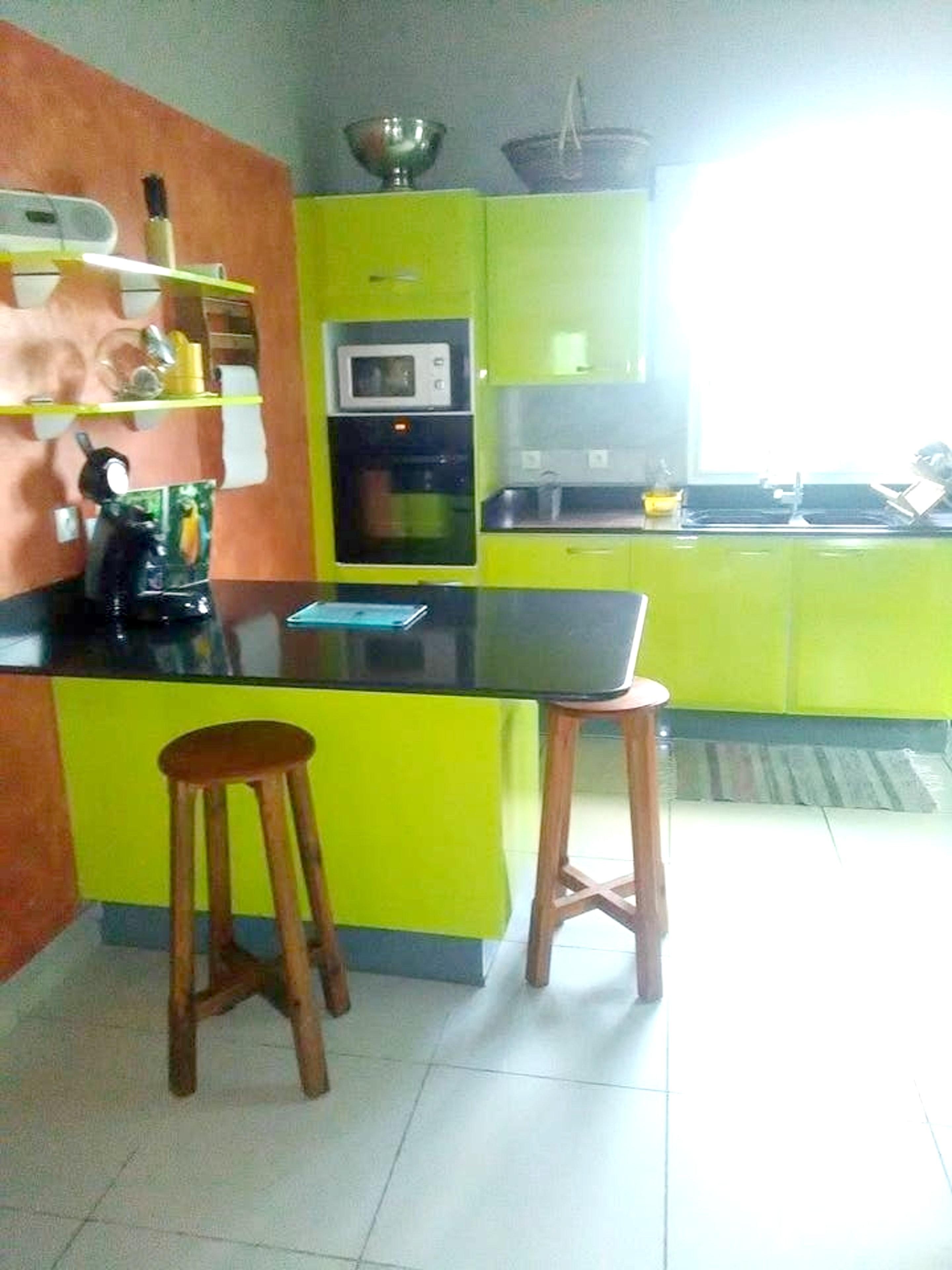 Wohnung mit 2 Schlafzimmern in Sainte Rose mit m&o Ferienwohnung in Guadeloupe