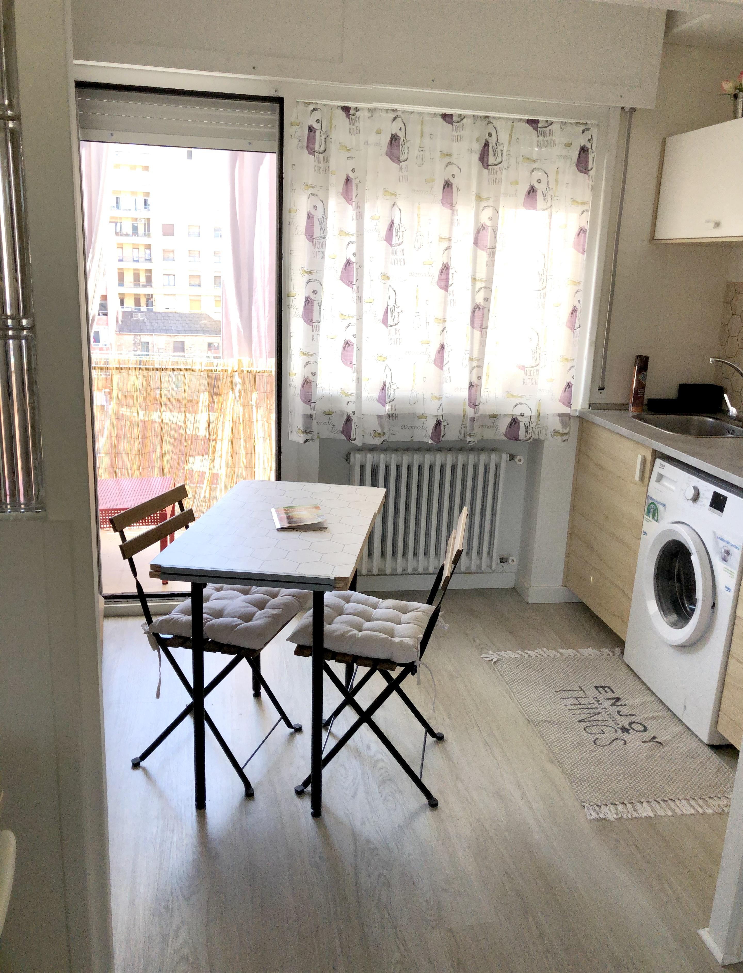 Ferienwohnung Wohnung mit 2 Schlafzimmern in Tudela mit schöner Aussicht auf die Stadt, möblierter Terra (2708241), Tudela, , Navarra, Spanien, Bild 54