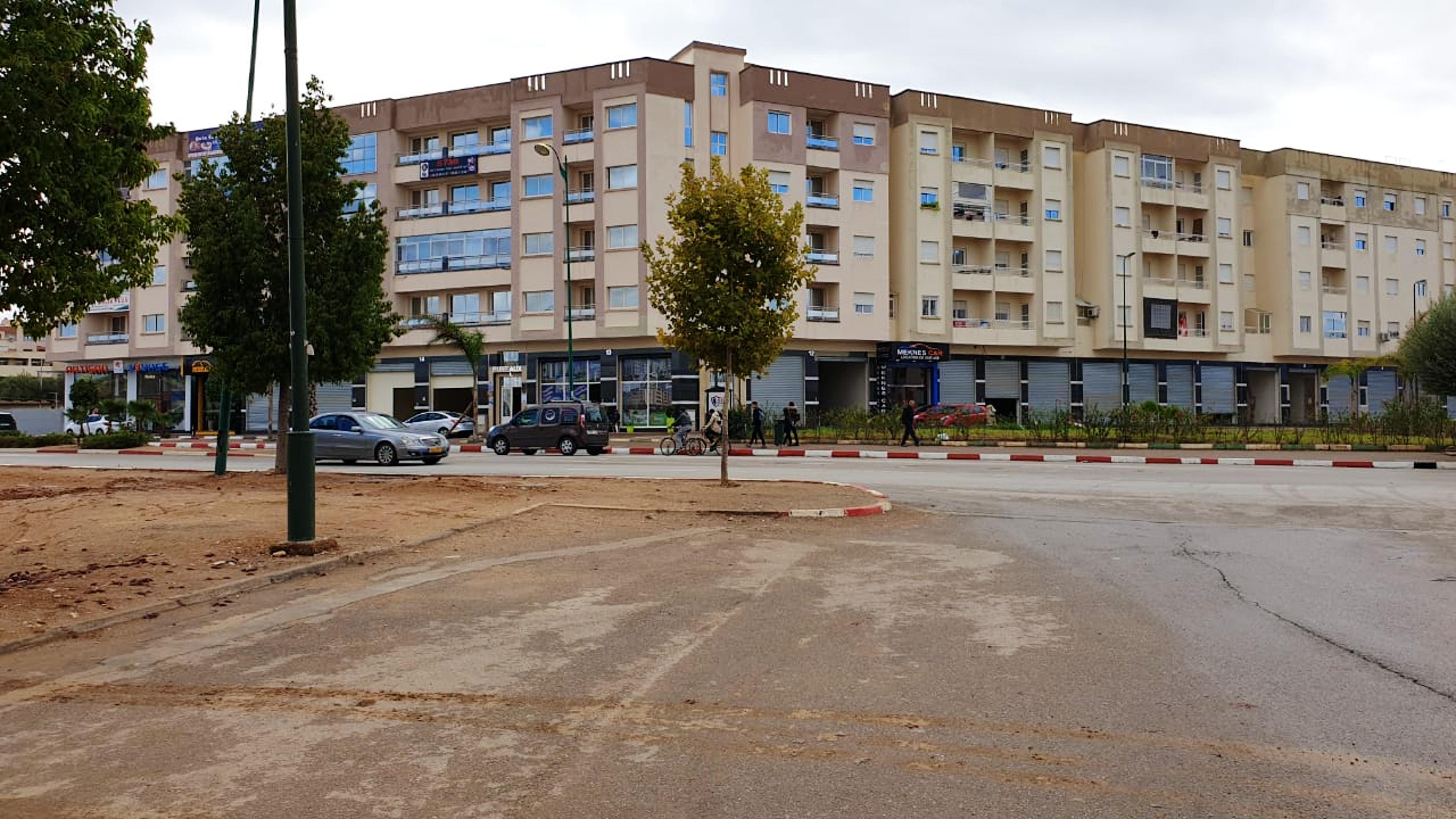 Wohnung mit 2 Schlafzimmern in Meknes mit schö Ferienwohnung in Afrika