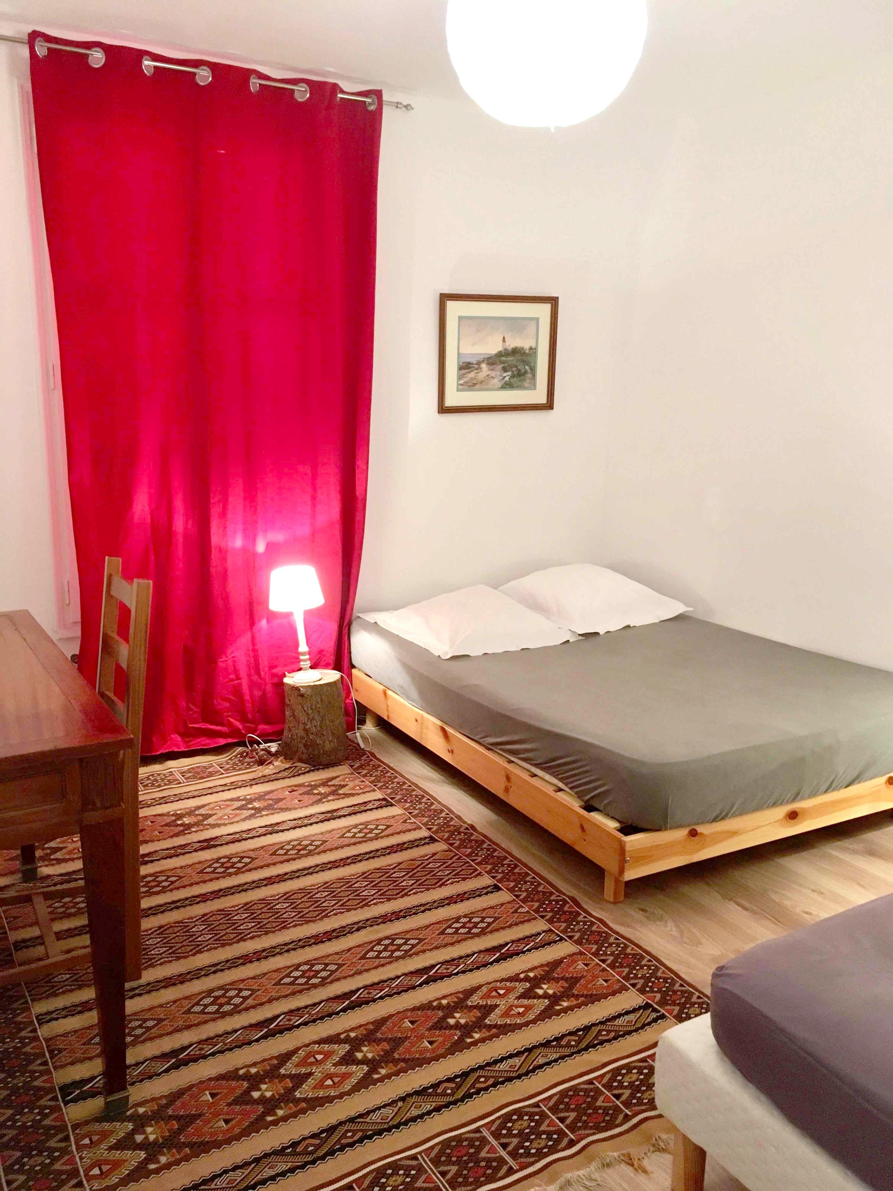 Ferienhaus Haus mit 6 Schlafzimmern in Carrouges mit eingezäuntem Garten und W-LAN - 95 km vom Strand (2572591), Carrouges, Orne, Normandie, Frankreich, Bild 19