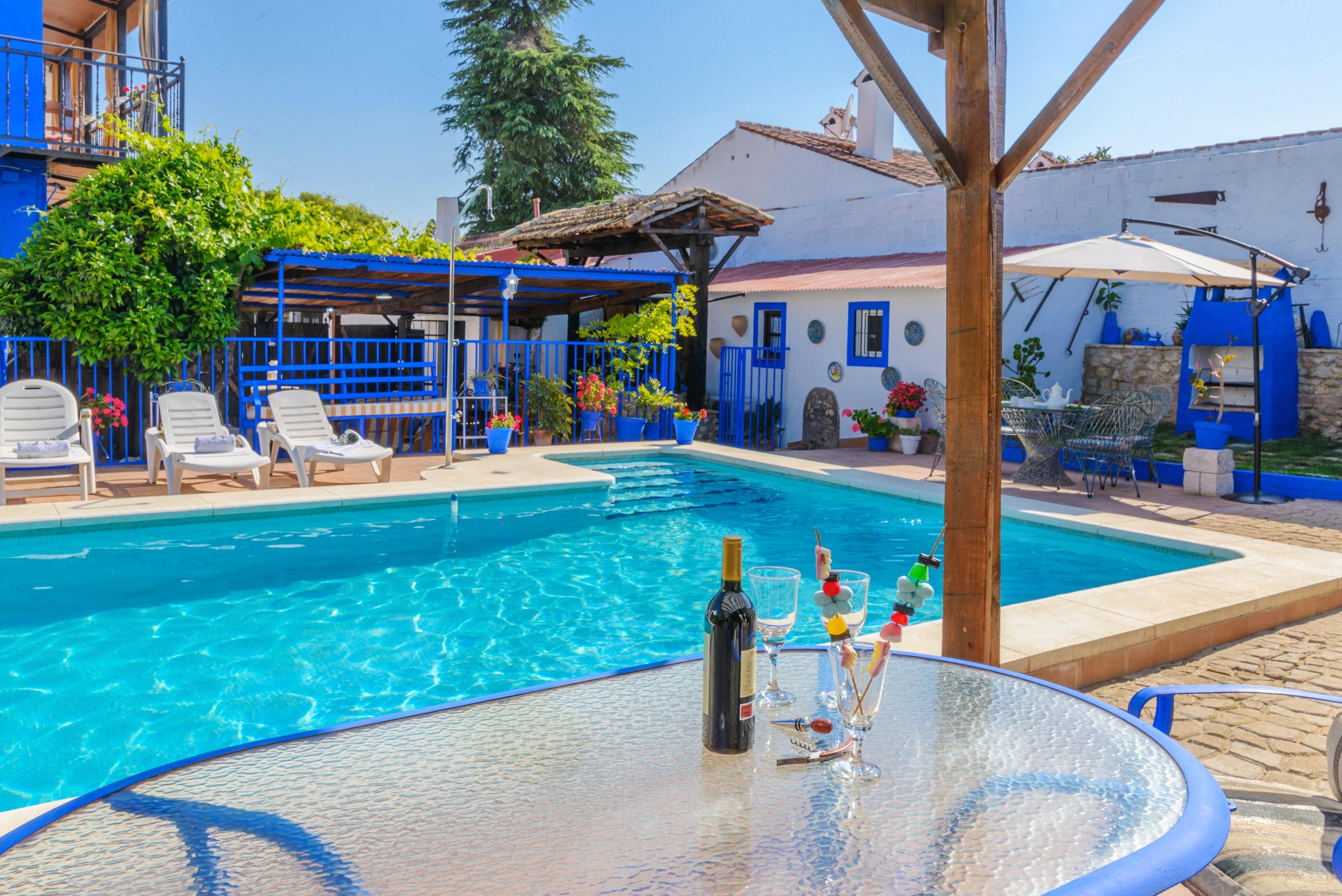 Ferienhaus Villa mit 3 Schlafzimmern in Peñaflor mit privatem Pool, eingezäuntem Garten und W-LAN (2208249), Peñaflor, Sevilla, Andalusien, Spanien, Bild 37