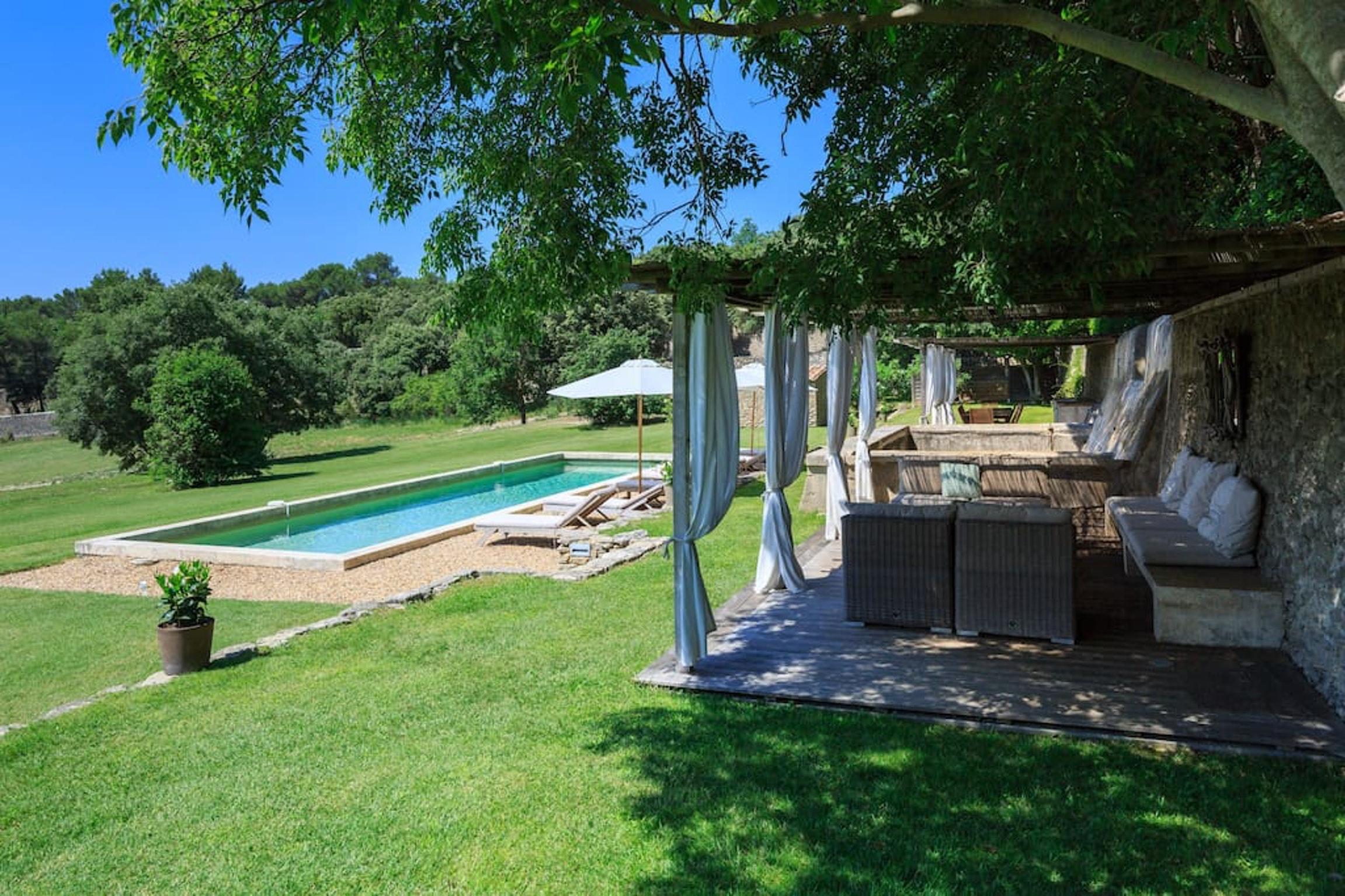 Maison de vacances Villa mit 6 Schlafzimmern in L'Isle-sur-la-Sorgue mit privatem Pool, möbliertem Garten und (2647203), L'Isle sur la Sorgue, Vaucluse, Provence - Alpes - Côte d'Azur, France, image 49