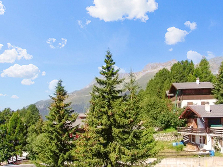 Maison de vacances Hütte mit 3 Schlafzimmern in Bellwald mit toller Aussicht auf die Berge, Balkon und W-LAN (2201041), Bellwald, Aletsch - Conches, Valais, Suisse, image 19