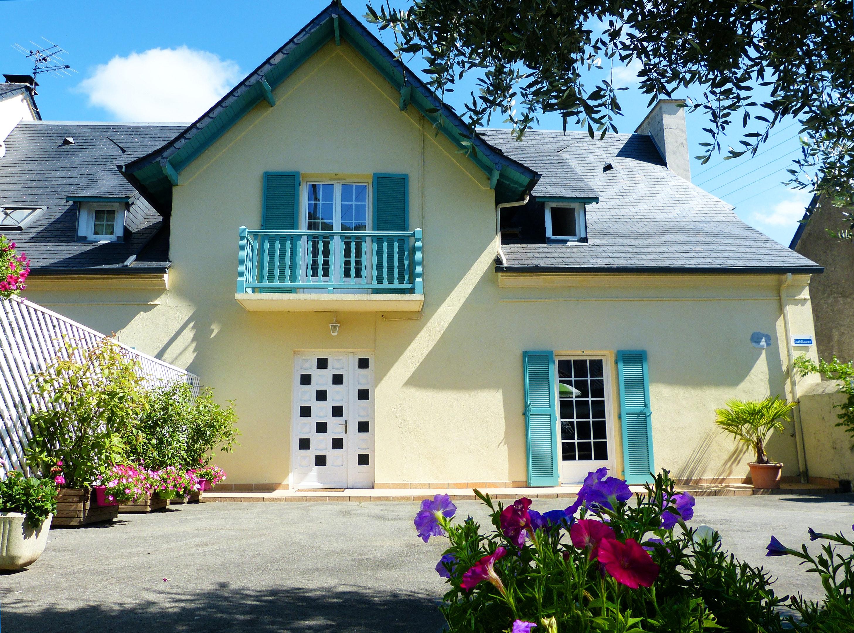 Ferienhaus Haus mit 2 Schlafzimmern in Lourdes mit toller Aussicht auf die Berge, möblierter Terrasse (2396219), Lourdes, Hautes-Pyrénées, Midi-Pyrénées, Frankreich, Bild 4