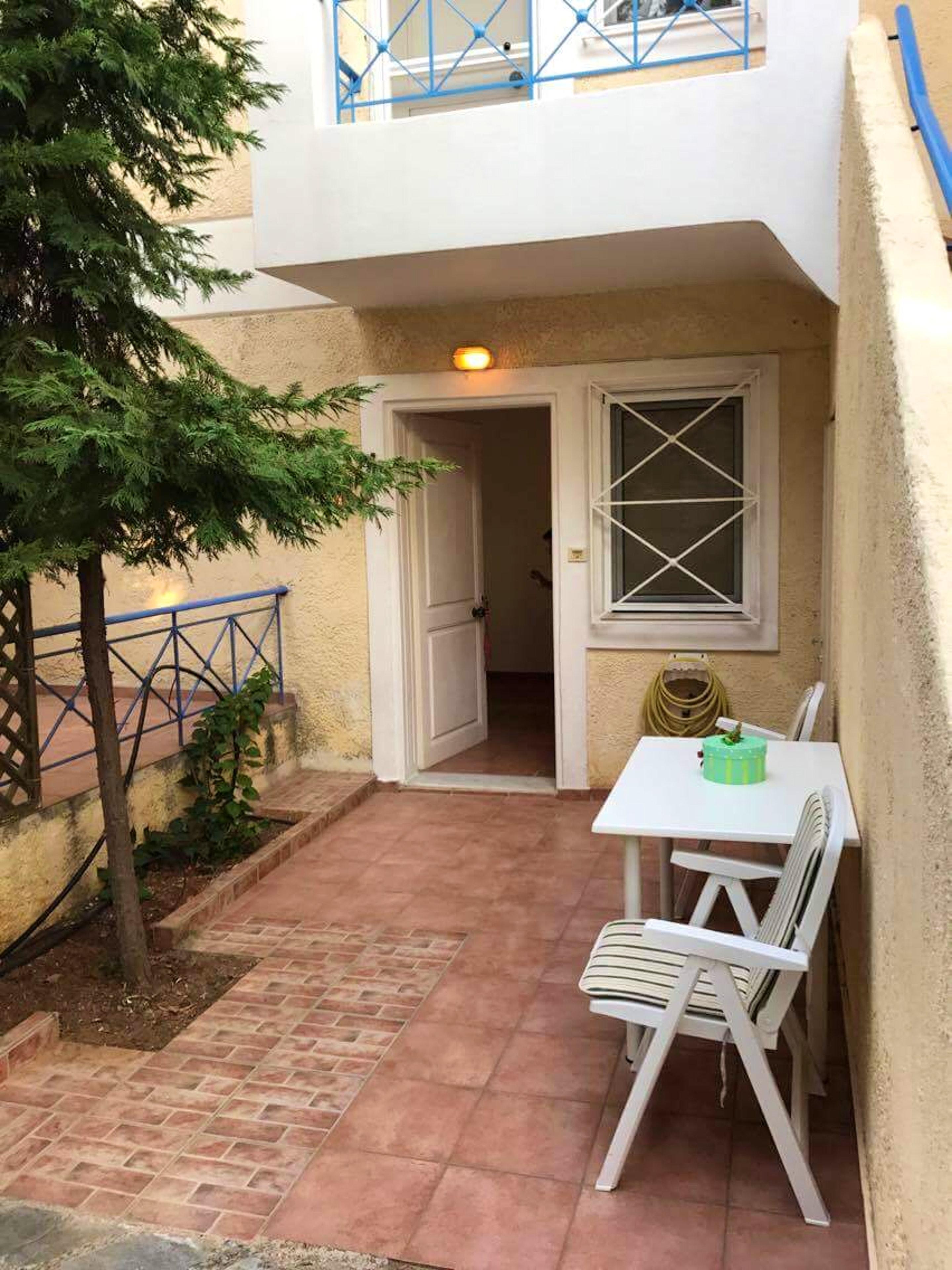 Ferienhaus Haus mit einem Schlafzimmer in Theologos mit herrlichem Meerblick und eingezäuntem Garten  (2339874), Tragana, , Zentralgriechenland, Griechenland, Bild 5