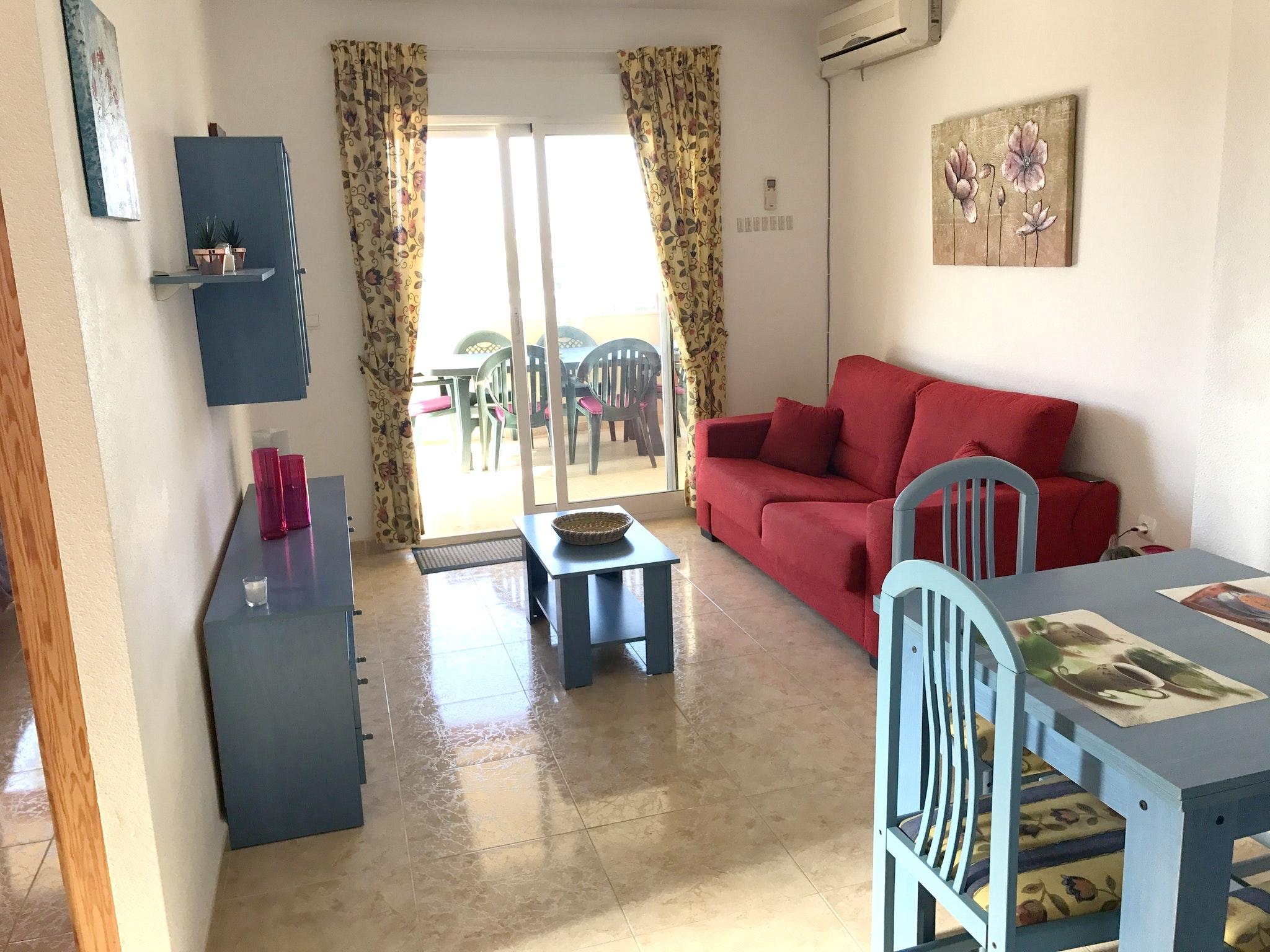 Ferienwohnung Wohnung mit 2 Schlafzimmern in Torrevieja mit Pool und möblierter Terrasse - 400 m vom Str (2342556), Torrevieja, Costa Blanca, Valencia, Spanien, Bild 7