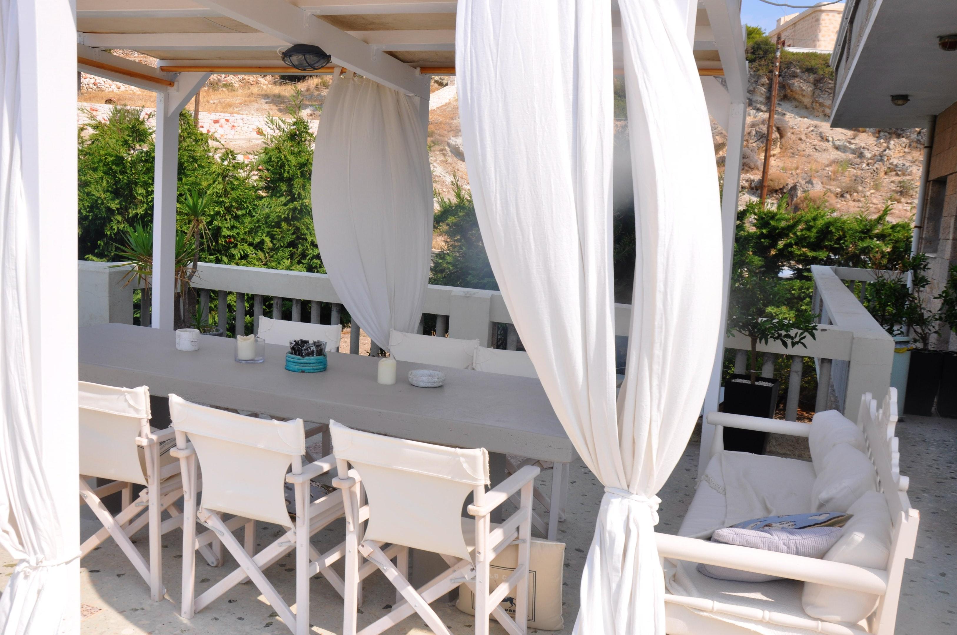 Ferienwohnung Wohnung mit 2 Schlafzimmern in Psathi mit herrlichem Meerblick und möblierter Terrasse - 7 (2201600), Kimolos, Kimolos, Kykladen, Griechenland, Bild 20