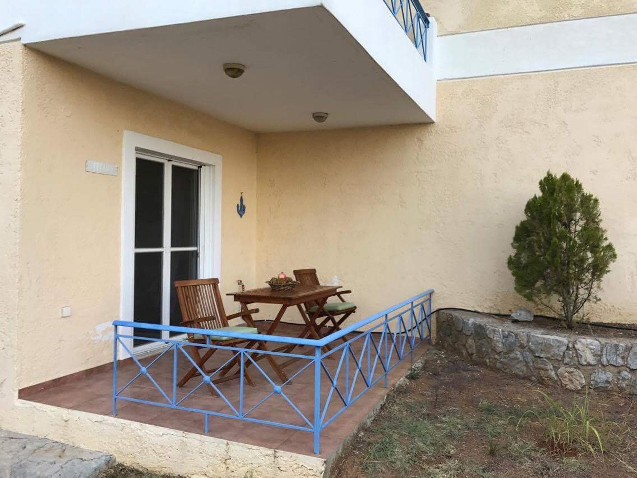 Maison de vacances Haus mit einem Schlafzimmer in Theologos mit herrlichem Meerblick und eingezäuntem Garten  (2339874), Tragana, , Grèce Centrale, Grèce, image 4