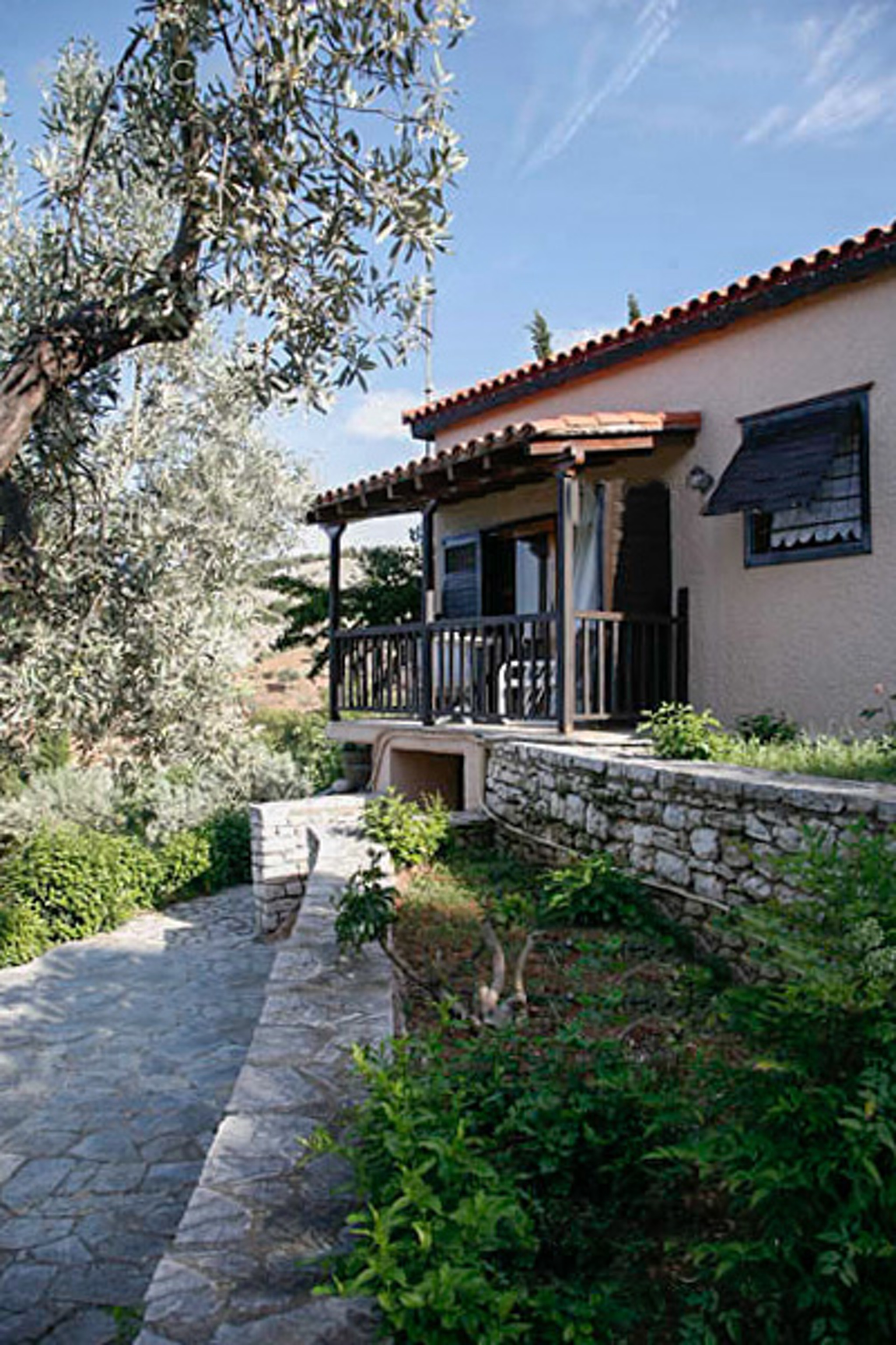 Ferienhaus Villa mit 6 Zimmern in Xiropigado mit herrlichem Meerblick, eingezäuntem Garten und W-LAN  (2201333), Xiropigado, , Peloponnes, Griechenland, Bild 32