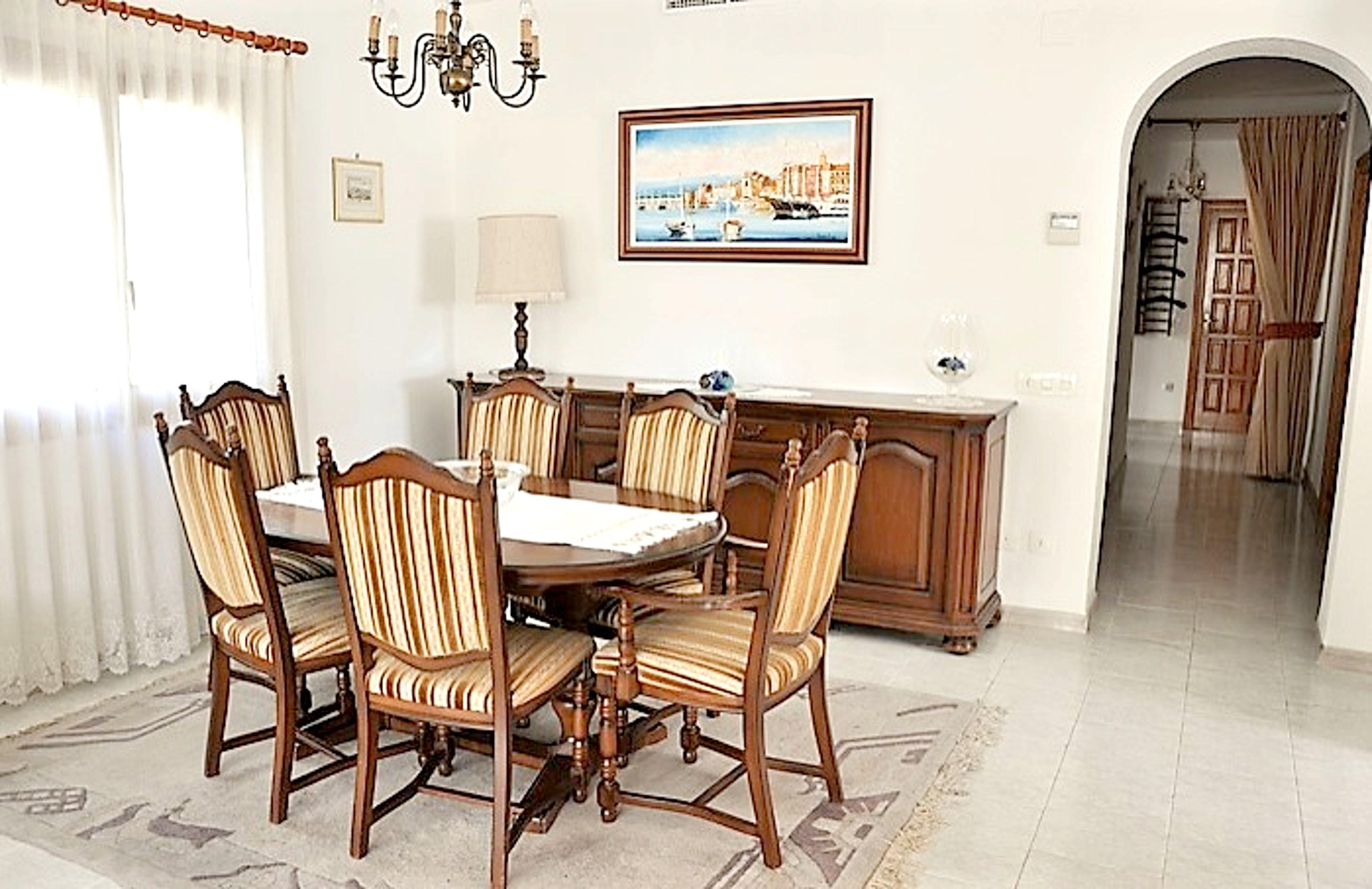 Ferienhaus Villa mit 3 Schlafzimmern in Ampolla mit herrlichem Meerblick, privatem Pool, möbliertem G (2201036), L'Ampolla, Costa Dorada, Katalonien, Spanien, Bild 19