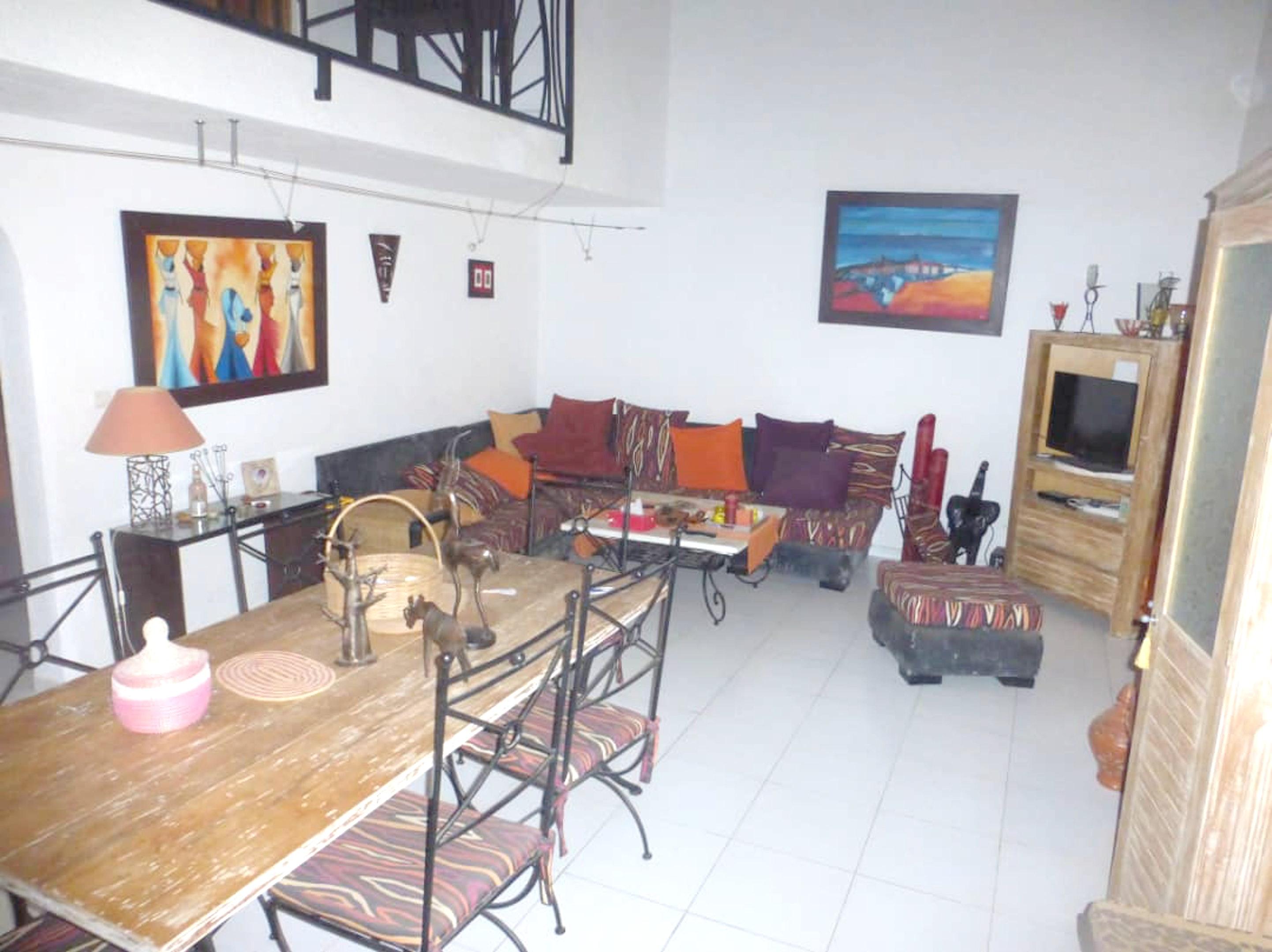Haus mit 3 Schlafzimmern in Nianing mit Pool, eing Ferienhaus im Senegal