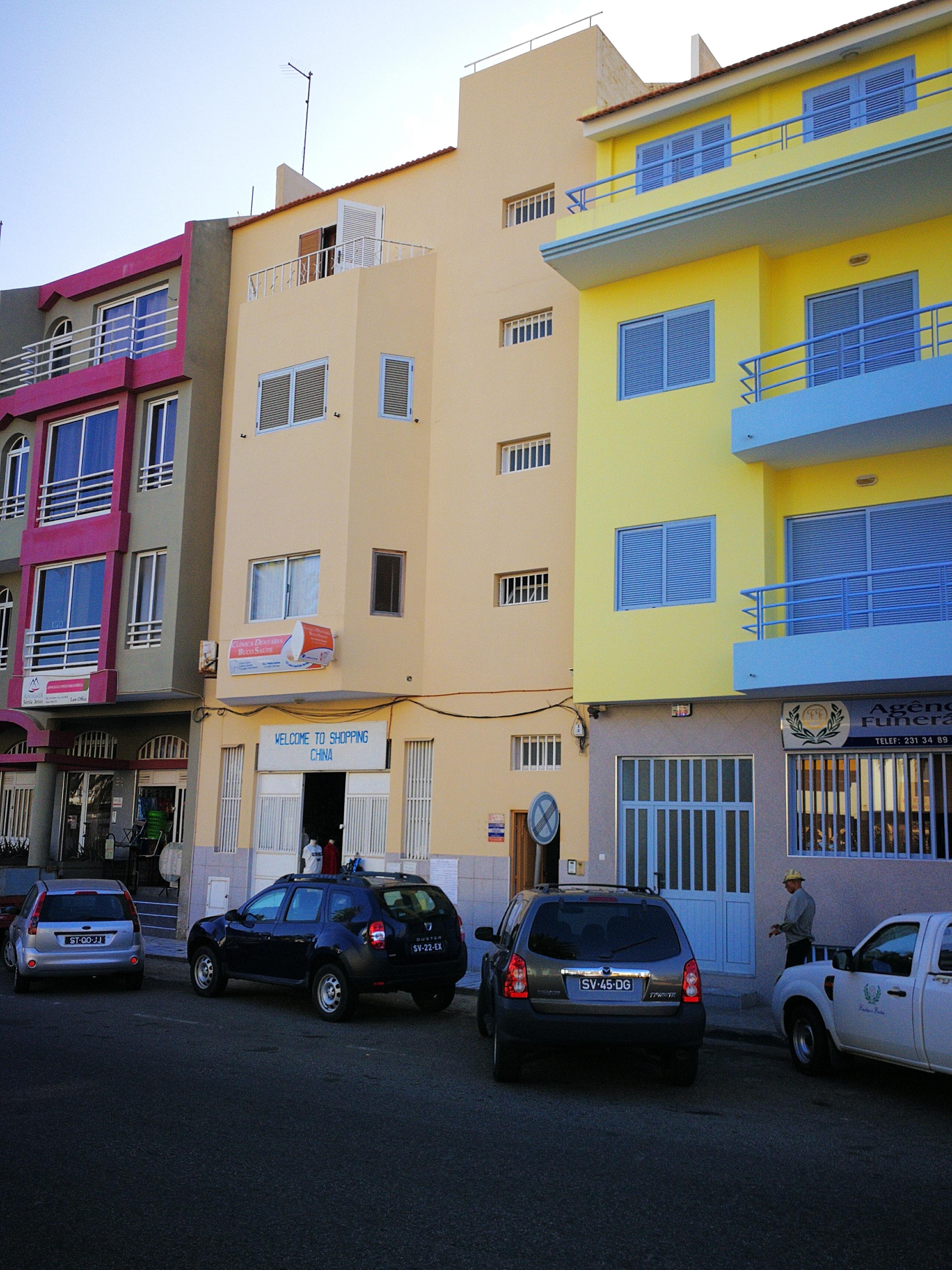 Wohnung mit 3 Schlafzimmern in Mindelo mit toller Aussicht auf die Berge