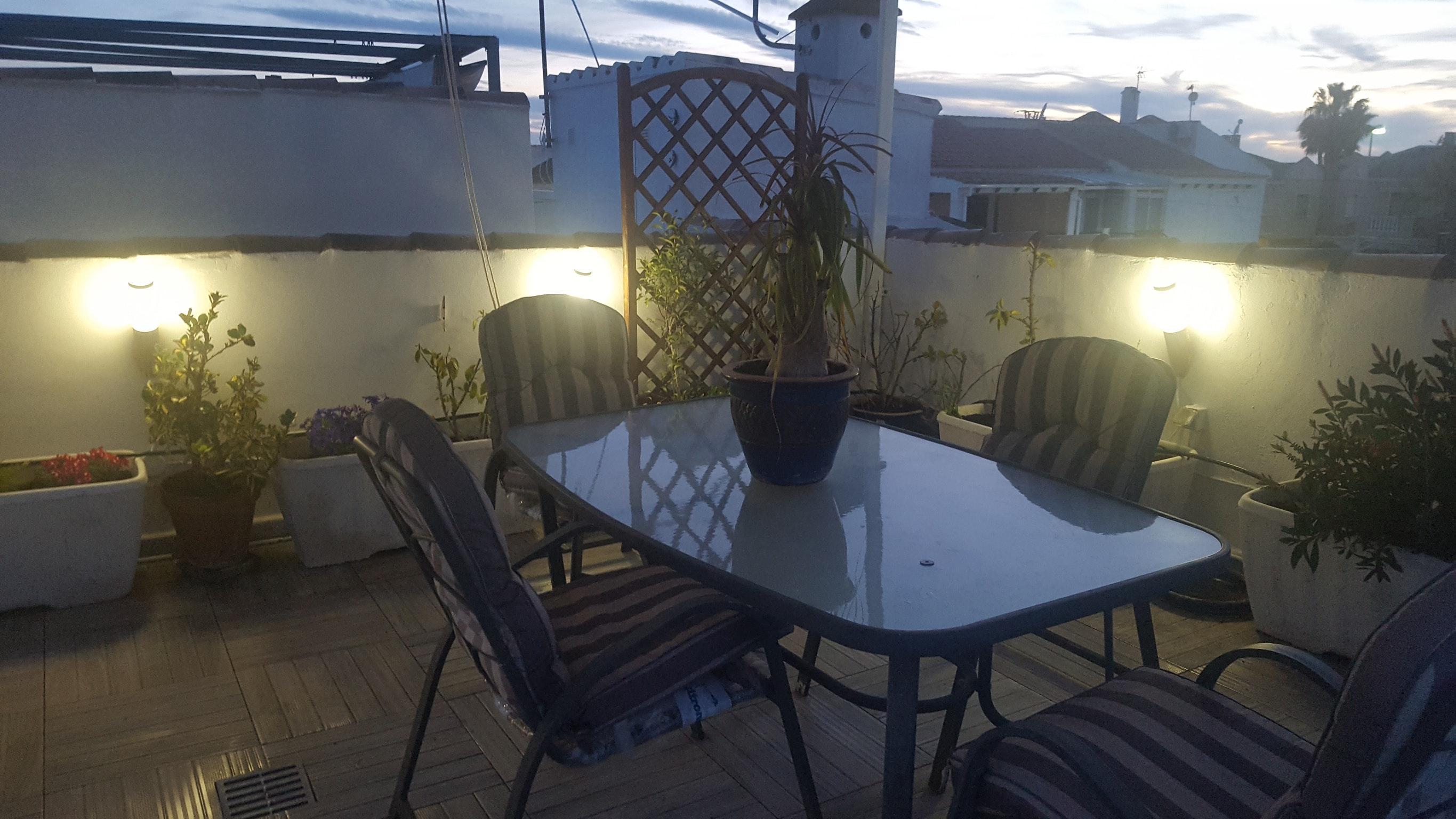 Ferienhaus Sonniges Haus mit 2 Schlafzimmern, WLAN, Swimmingpool und Solarium nahe Torrevieja - 1km z (2202043), Torrevieja, Costa Blanca, Valencia, Spanien, Bild 23