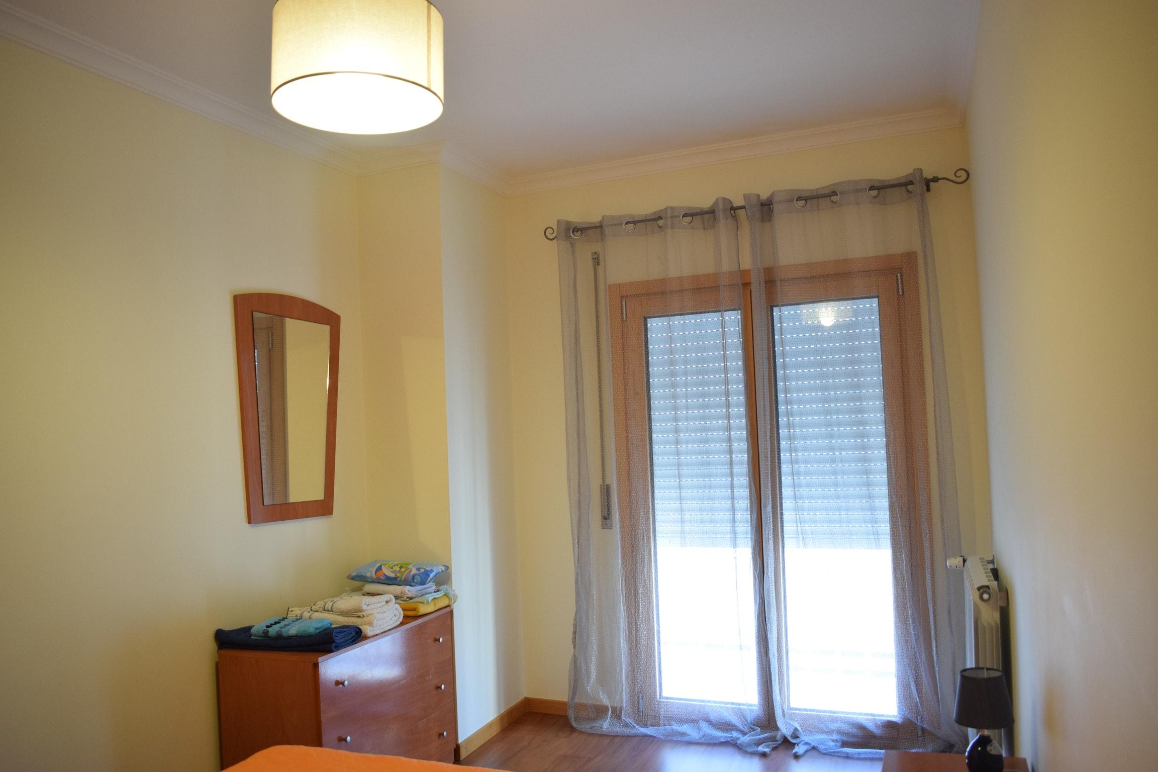 Holiday apartment Wohnung mit 2 Schlafzimmern in Nazaré mit schöner Aussicht auf die Stadt, Balkon und W-LAN (2614659), Nazaré, Costa de Prata, Central-Portugal, Portugal, picture 10