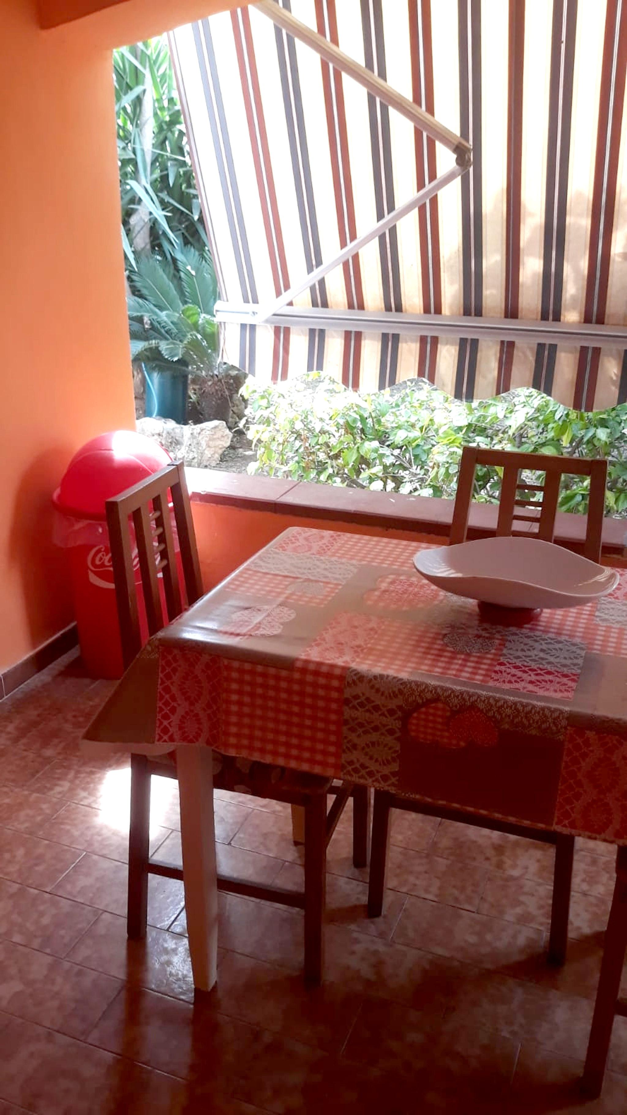 Appartement de vacances Studio in Cicirata mit herrlichem Meerblick, Pool, eingezäuntem Garten - 50 m vom Strand e (2339675), Avola, Siracusa, Sicile, Italie, image 4
