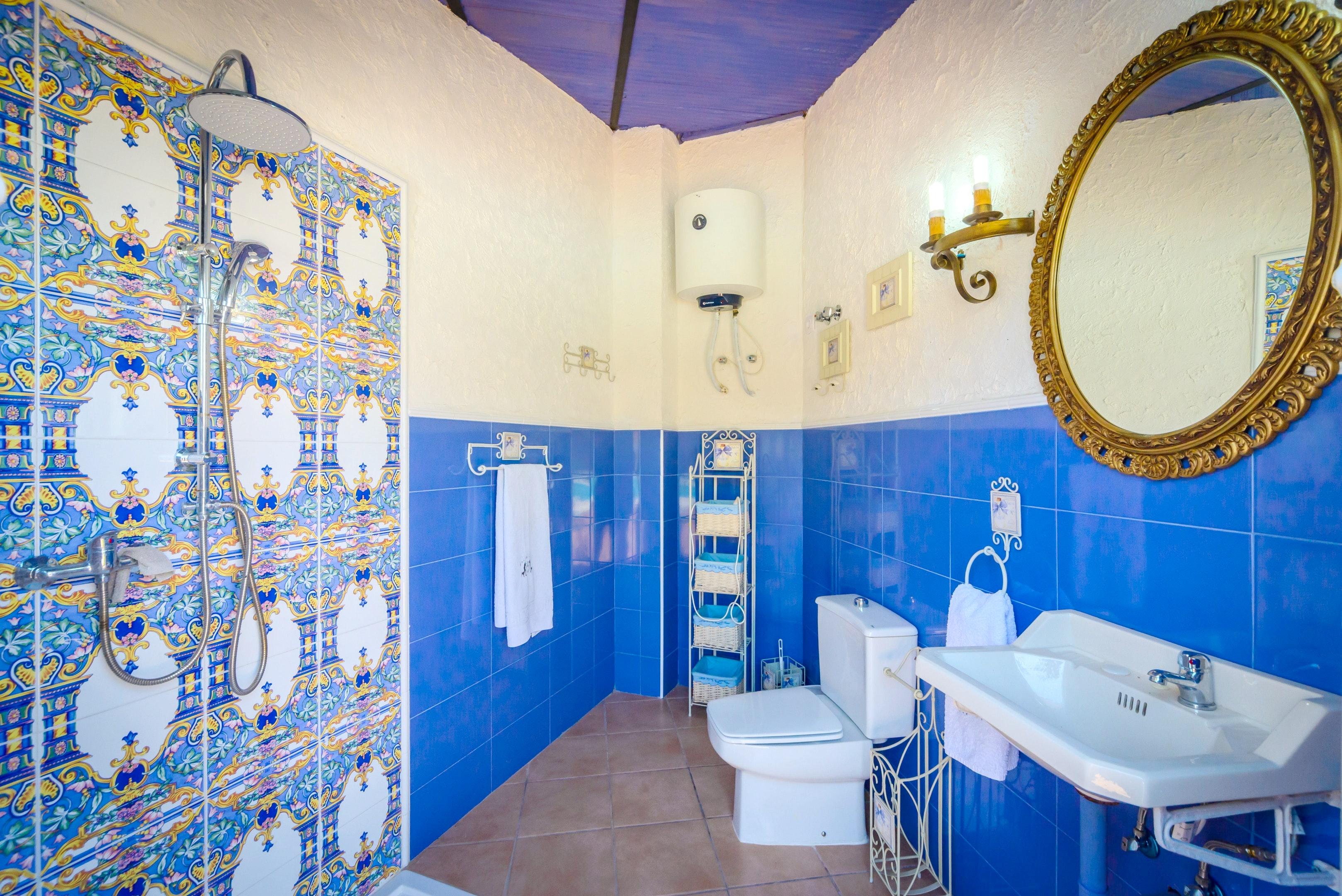 Ferienhaus Villa mit 3 Schlafzimmern in Peñaflor mit privatem Pool, eingezäuntem Garten und W-LAN (2208249), Peñaflor, Sevilla, Andalusien, Spanien, Bild 25