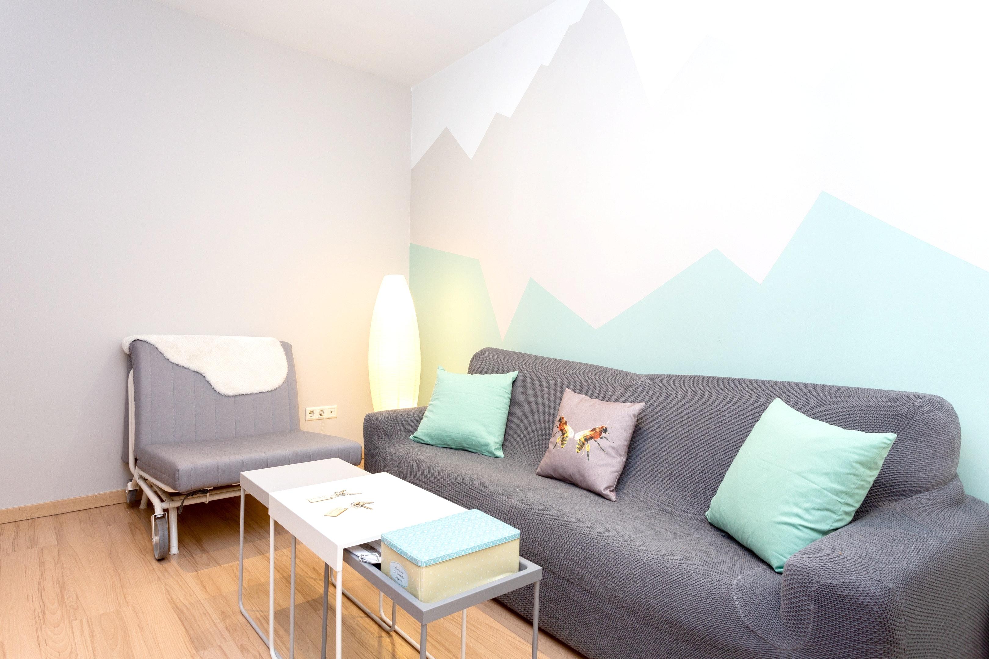 Wohnung mit 2 Schlafzimmern in Madrid mit W-LAN Ferienwohnung  Madrid