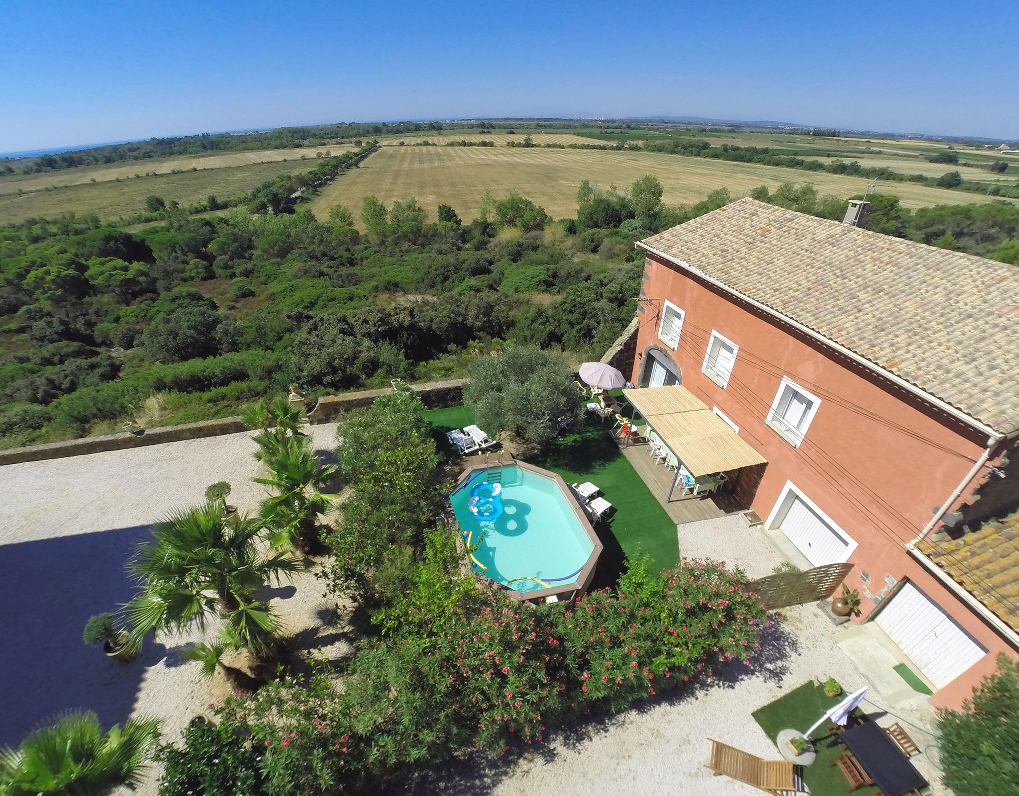 Ferienhaus Bauernhaus in der Languedoc-Roussillon mit Pool und üppigem Garten (2201002), Portiragnes, Mittelmeerküste Hérault, Languedoc-Roussillon, Frankreich, Bild 45