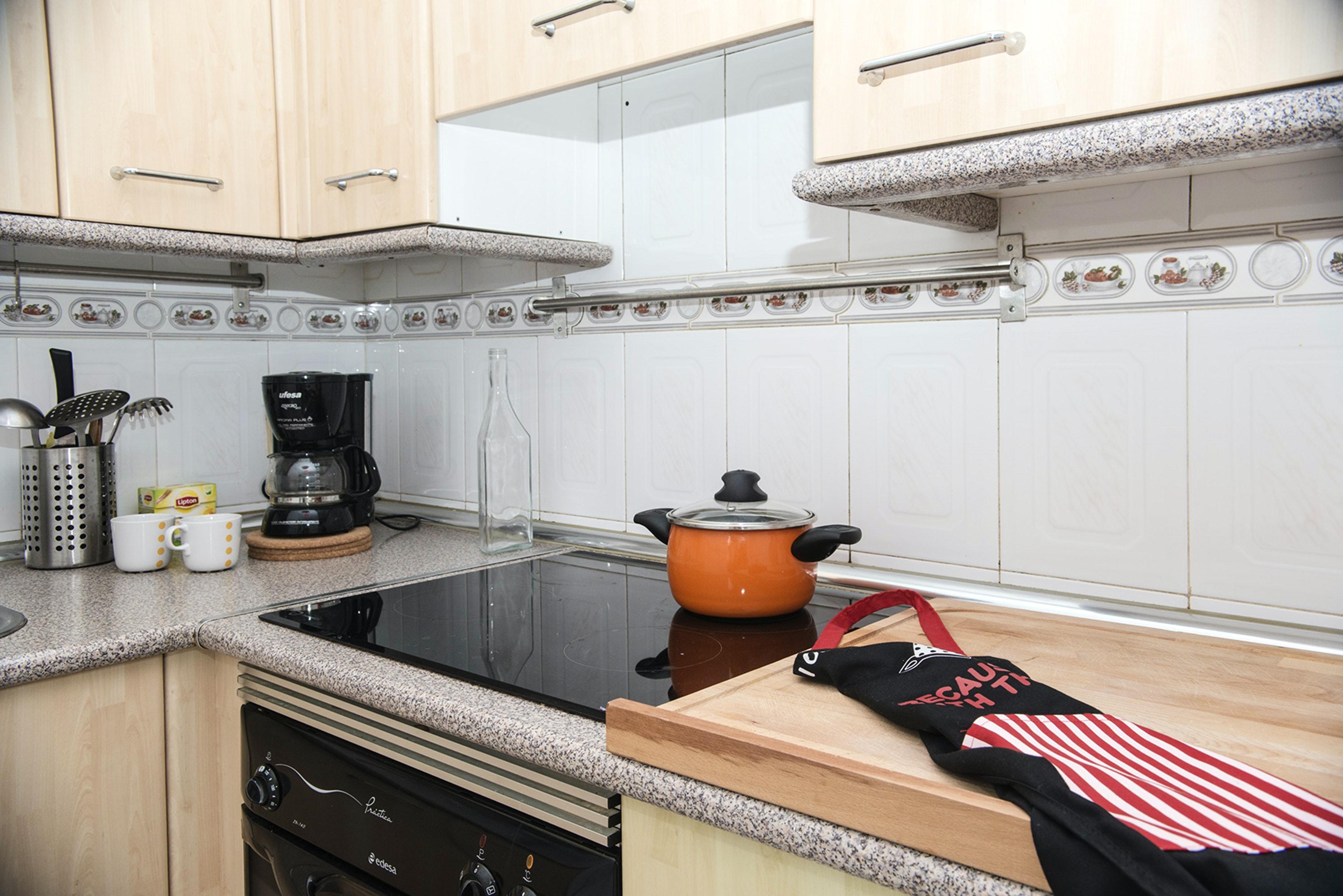 Appartement de vacances Wohnung mit einem Schlafzimmer in Candelaria mit toller Aussicht auf die Berge, Pool, möbl (2208287), El Socorro, Ténérife, Iles Canaries, Espagne, image 16