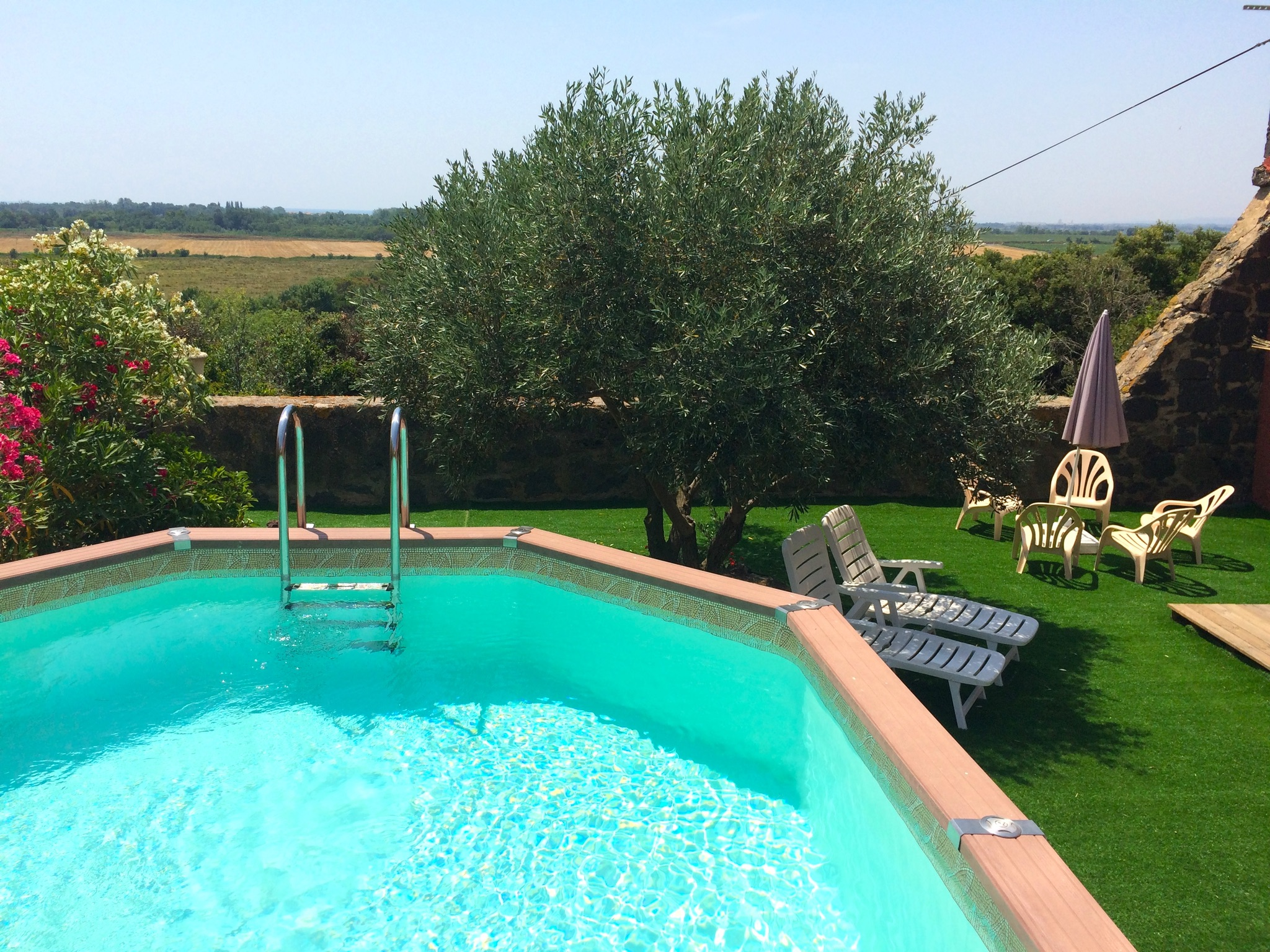 Ferienhaus Bauernhaus in der Languedoc-Roussillon mit Pool und üppigem Garten (2201002), Portiragnes, Mittelmeerküste Hérault, Languedoc-Roussillon, Frankreich, Bild 3