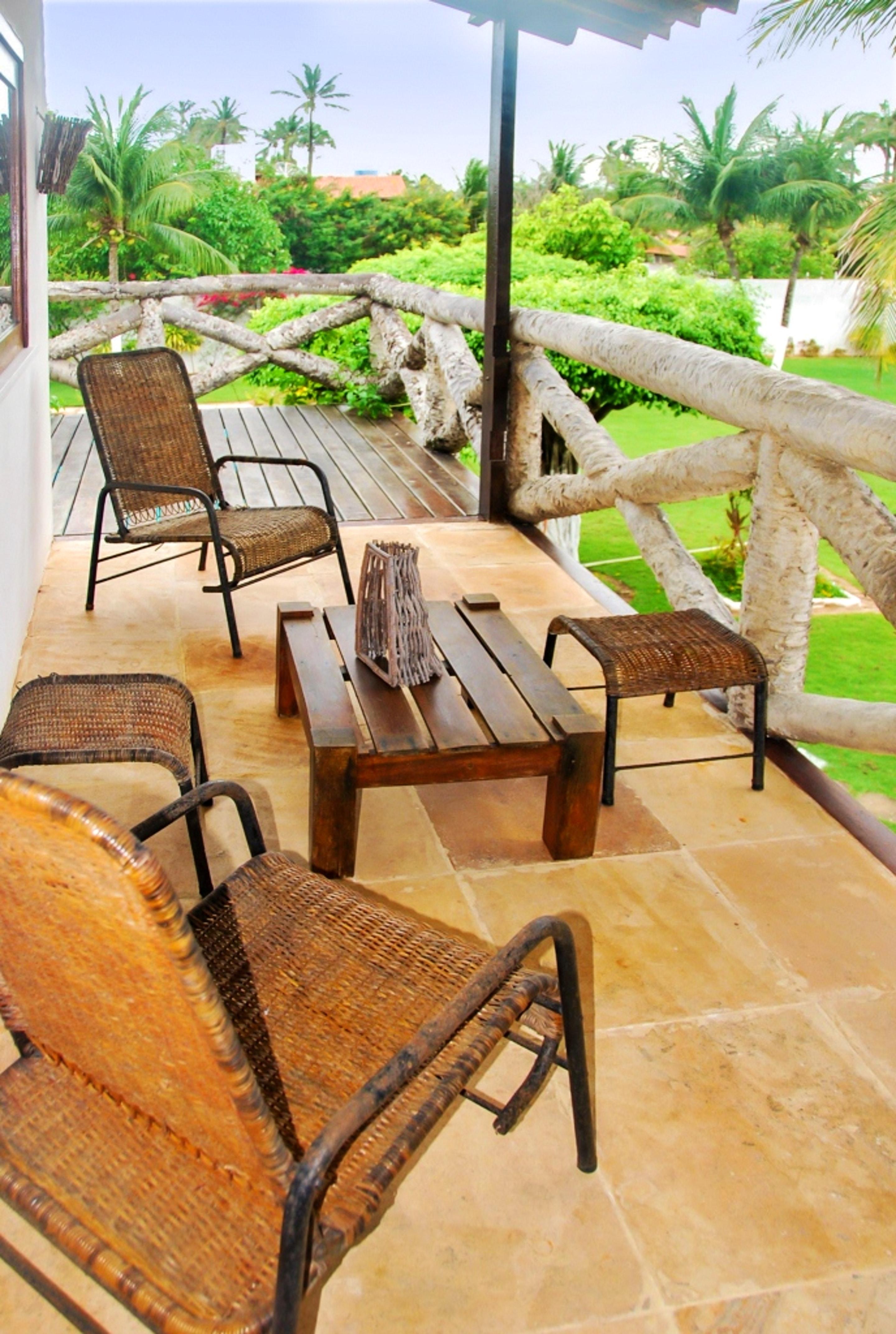 Villa mit 4 Schlafzimmern in Cumbuco mit herrliche