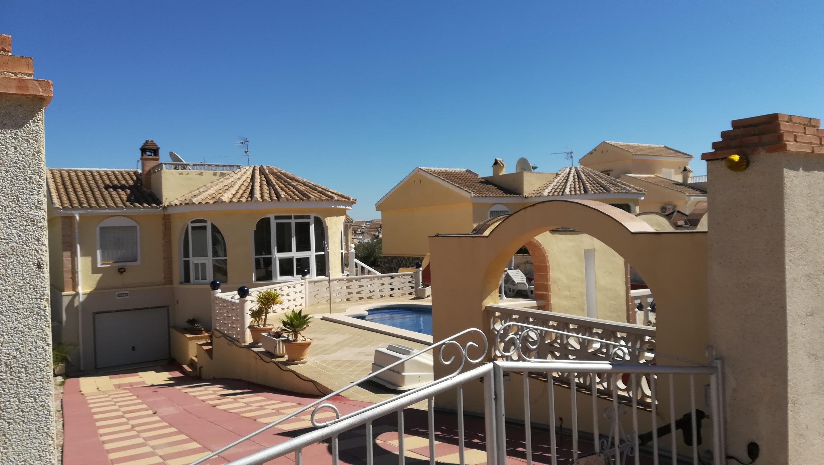 Maison de vacances Villa mit 2 Schlafzimmern in Mazarrón mit toller Aussicht auf die Berge, privatem Pool, ei (2632538), Mazarron, Costa Calida, Murcie, Espagne, image 1