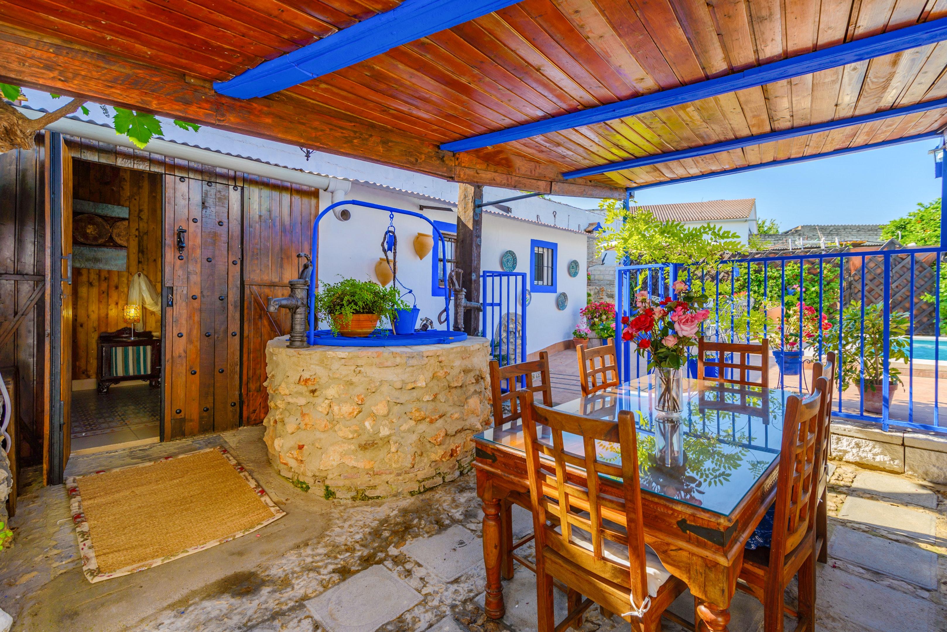 Ferienhaus Villa mit 3 Schlafzimmern in Peñaflor mit privatem Pool, eingezäuntem Garten und W-LAN (2208249), Peñaflor, Sevilla, Andalusien, Spanien, Bild 41