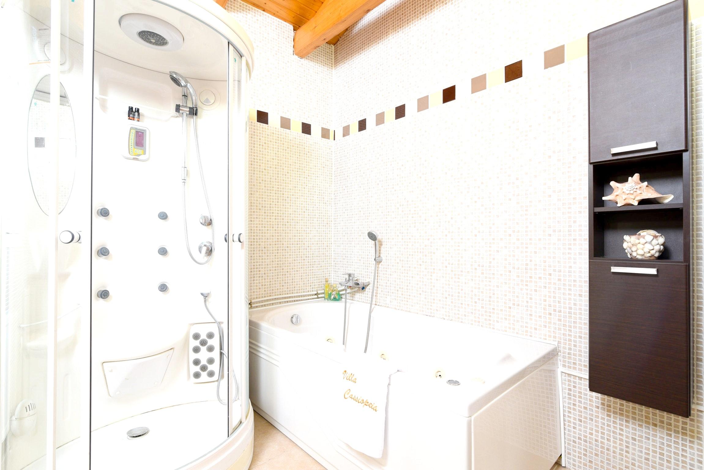 Holiday house Villa mit 5 Schlafzimmern in Kitsi mit privatem Pool, eingezäuntem Garten und W-LAN (2339398), Koropion, , Attica, Greece, picture 21