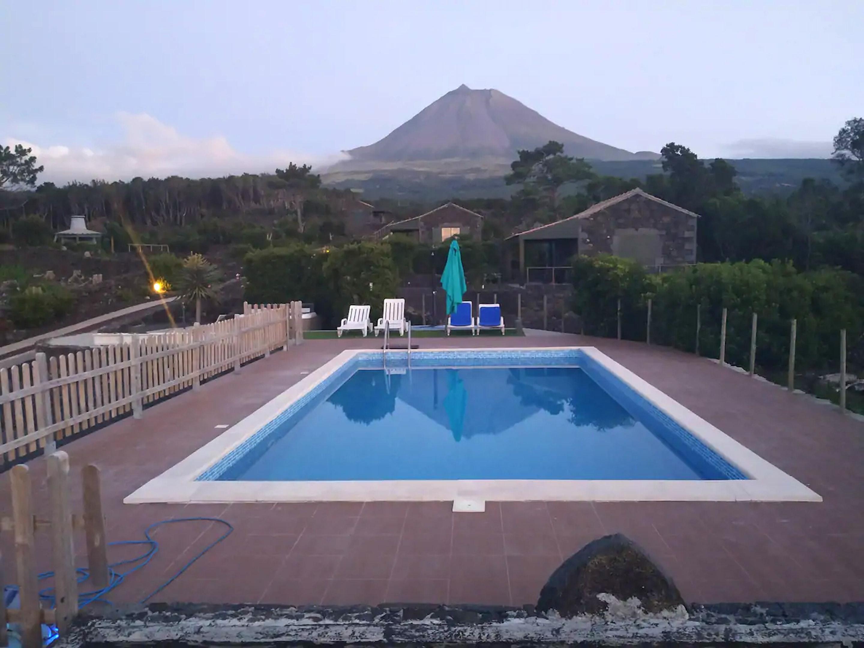 Ferienhaus Haus mit einem Schlafzimmer in Lajido mit herrlichem Meerblick, Pool, eingezäuntem Garten (2663919), São Roque do Pico, Pico, Azoren, Portugal, Bild 12