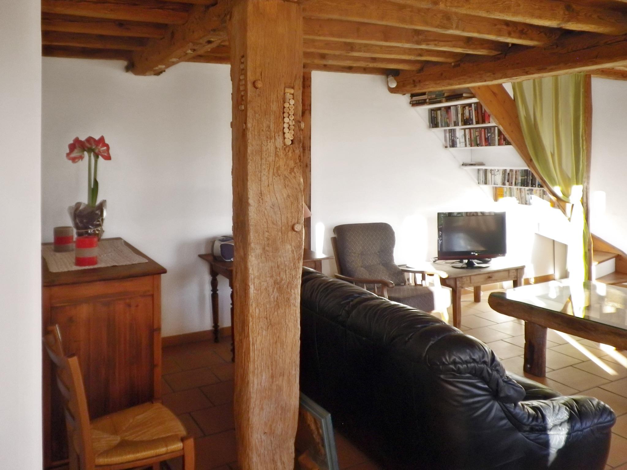 Ferienhaus Villa mit 4 Zimmern in Trensacq mit privatem Pool und möbliertem Garten - 45 km vom Strand (2202366), Trensacq, Landes, Aquitanien, Frankreich, Bild 11