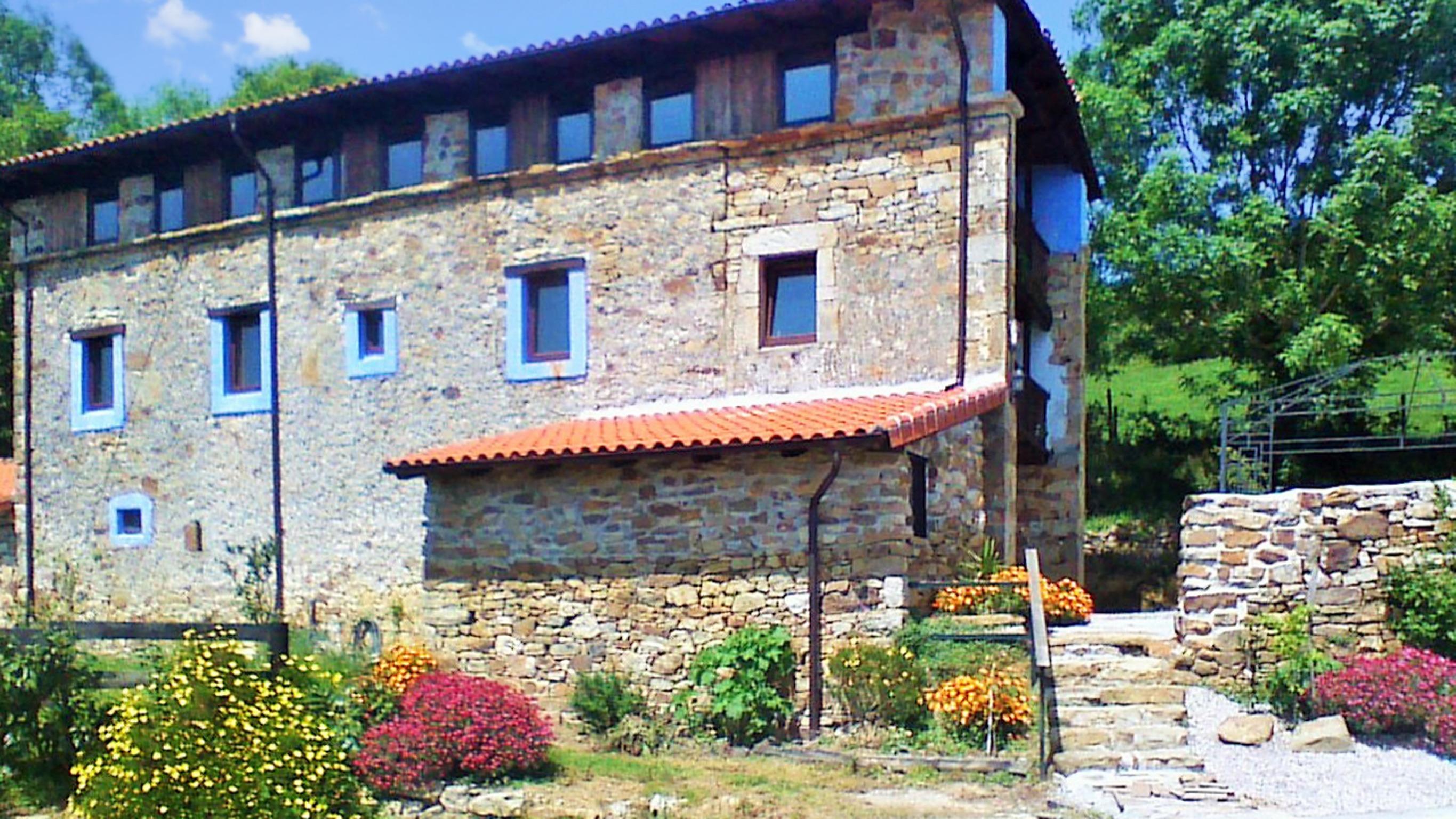 Holiday house Großes Haus in Ampuero mit vier Schlafzimmern und herrlichem Bergblick! (2201236), Ampuero, , Cantabria, Spain, picture 45