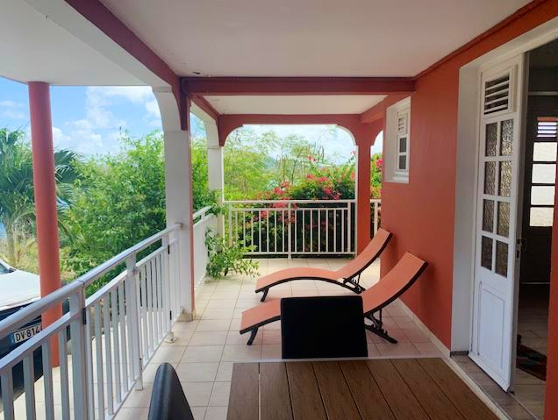 Ferienwohnung Wohnung mit 2 Schlafzimmern in Le Marin mit herrlichem Meerblick, eingezäuntem Garten und  (2732957), Le Marin, Le Marin, Martinique, Karibische Inseln, Bild 4