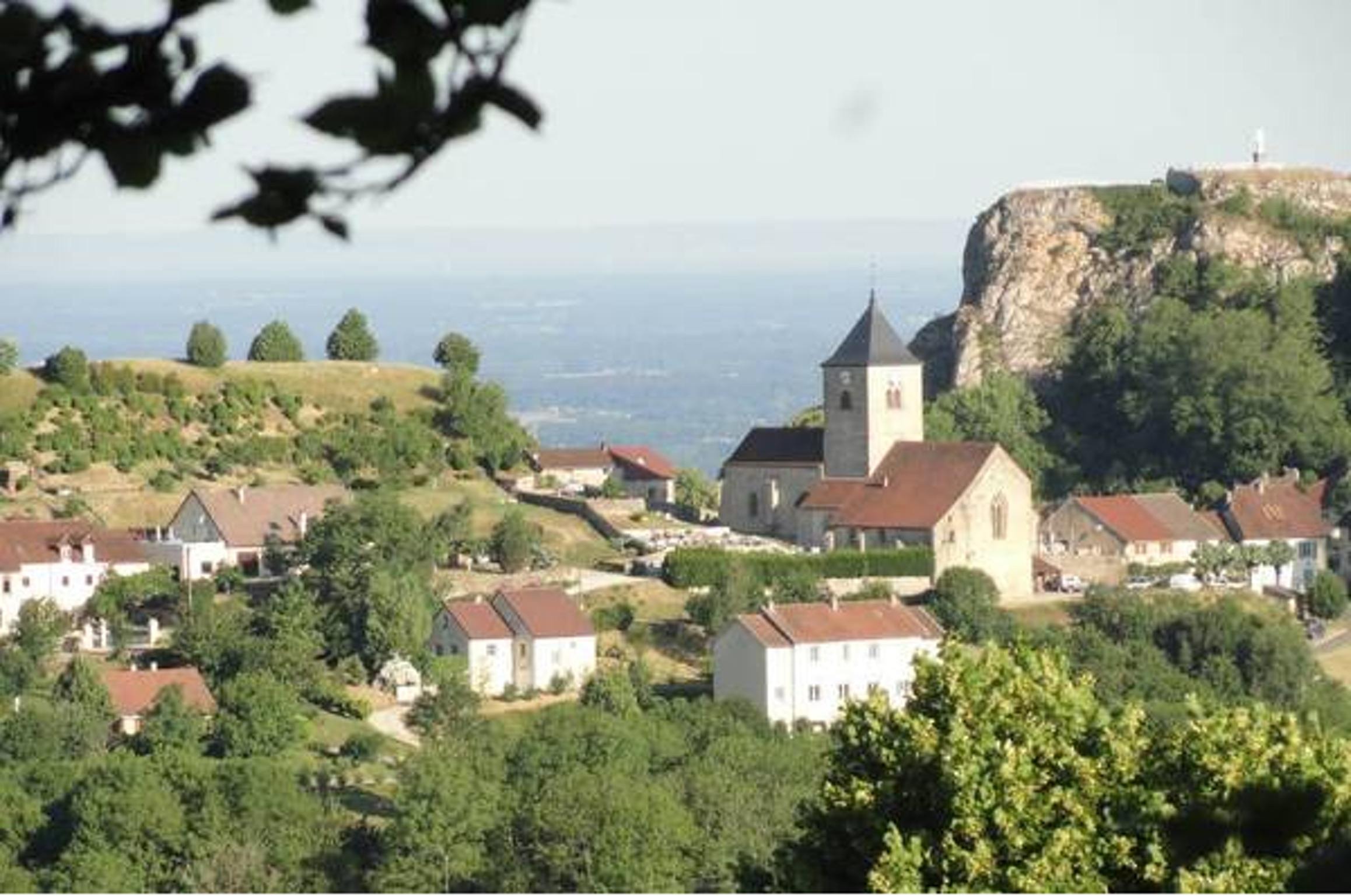 Maison de vacances Haus mit 2 Schlafzimmern in Saint-Laurent-la-Roche mit eingezäuntem Garten - 40 km vom Str (2208321), Montmorot, Jura, Franche-Comté, France, image 15