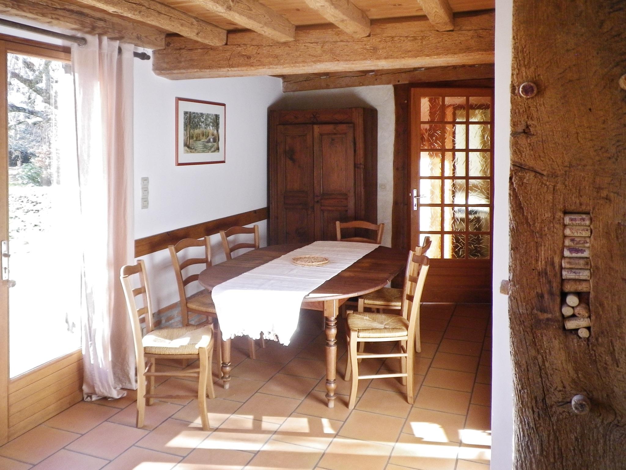 Ferienhaus Villa mit 4 Zimmern in Trensacq mit privatem Pool und möbliertem Garten - 45 km vom Strand (2202366), Trensacq, Landes, Aquitanien, Frankreich, Bild 7